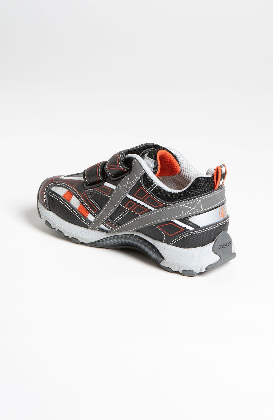 Alternate Image 2  - Geox 'Stark' Sneaker (Walker & Toddler)