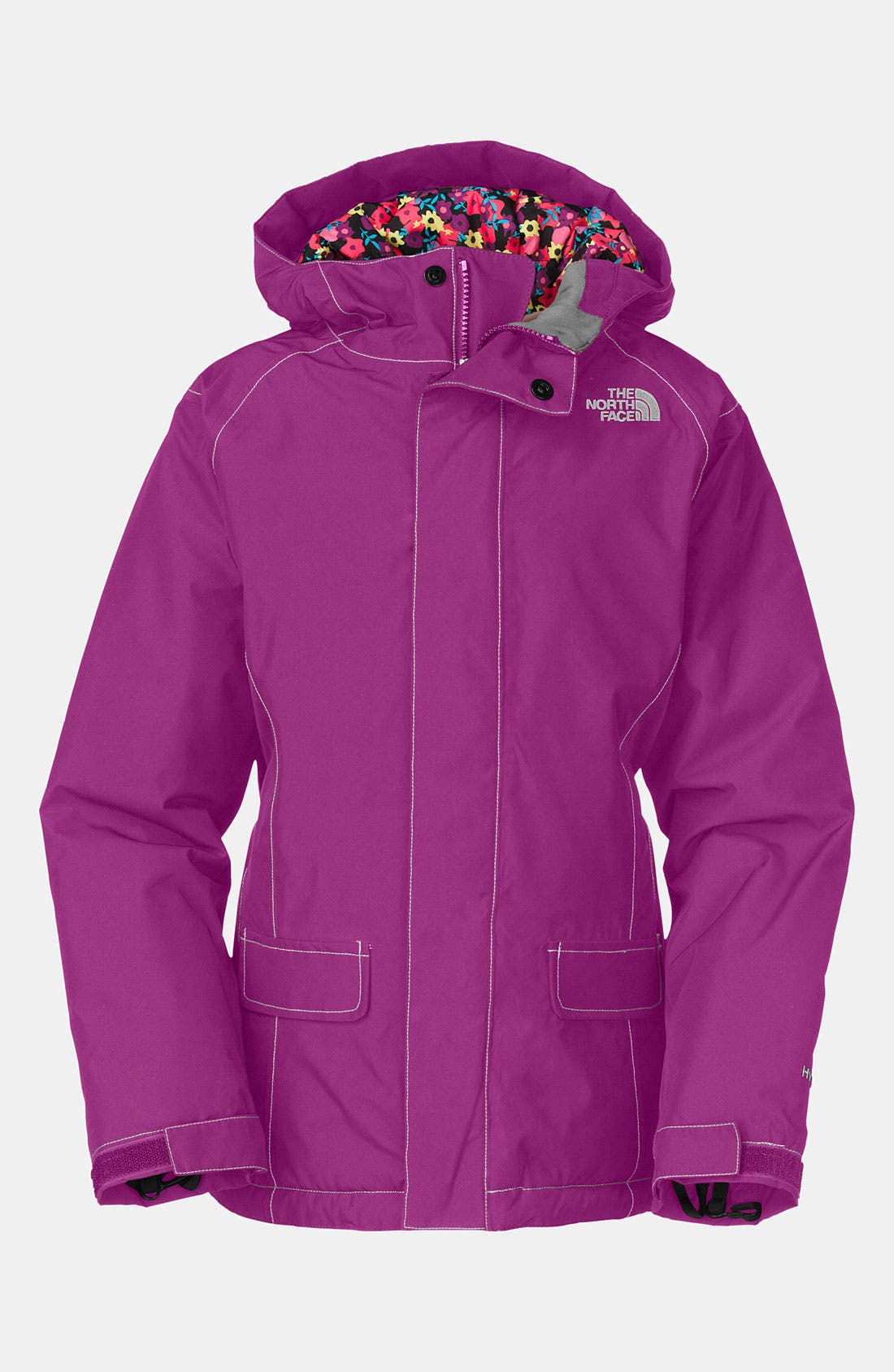 Alternate Image 1 Selected - The North Face 'Cameele' Jacket (Big Girls)