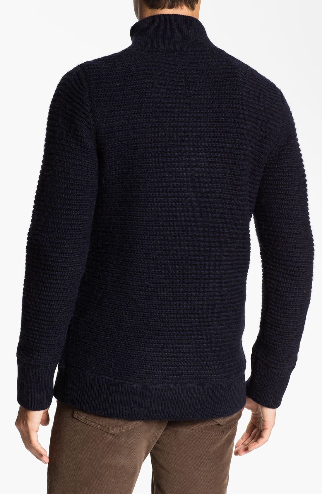 Alternate Image 2  - Relwen Mock Neck Alpaca Blend Sweater