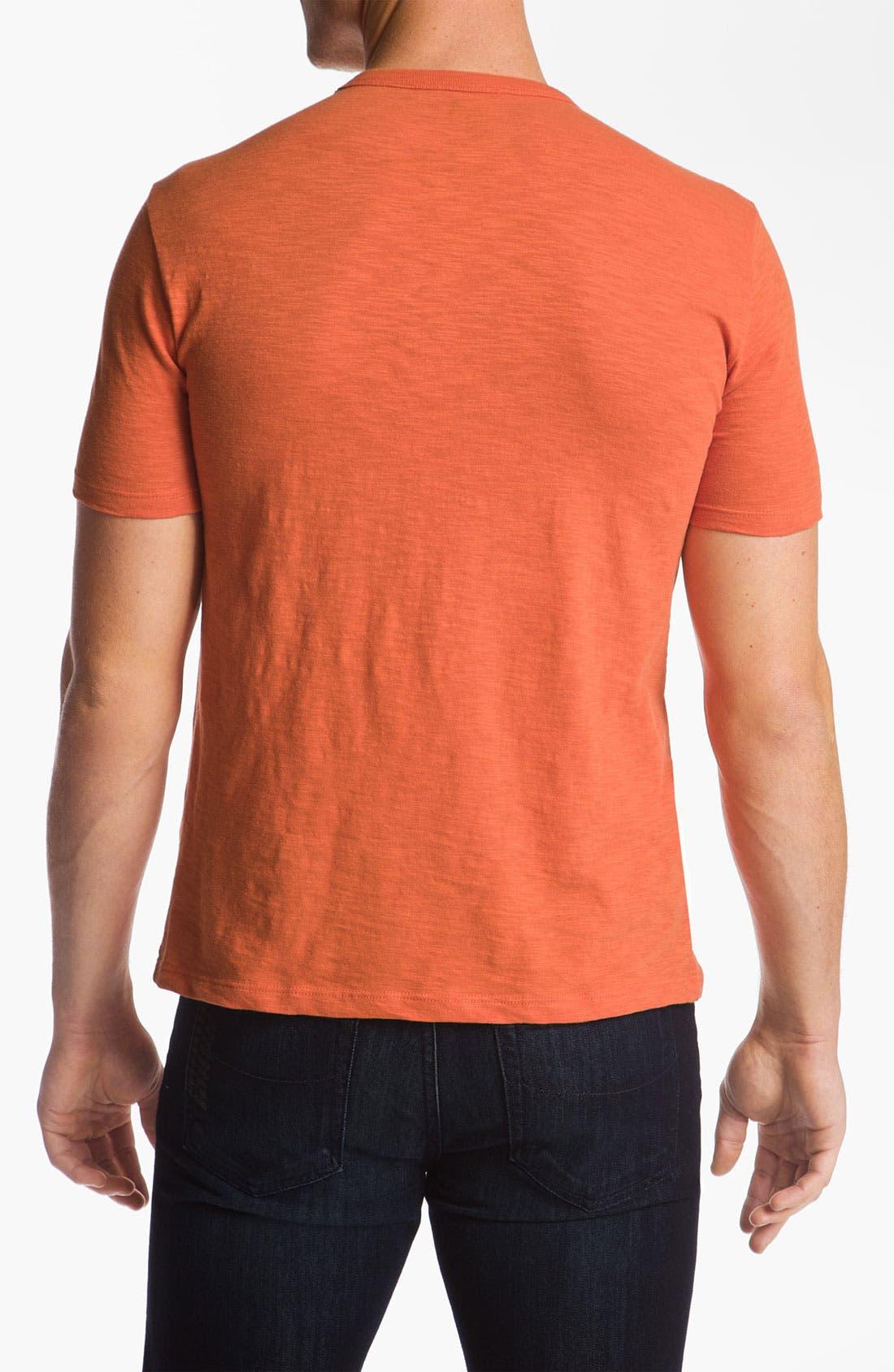 Alternate Image 2  - '47 'Chicago Bears' Slubbed Crewneck T-Shirt