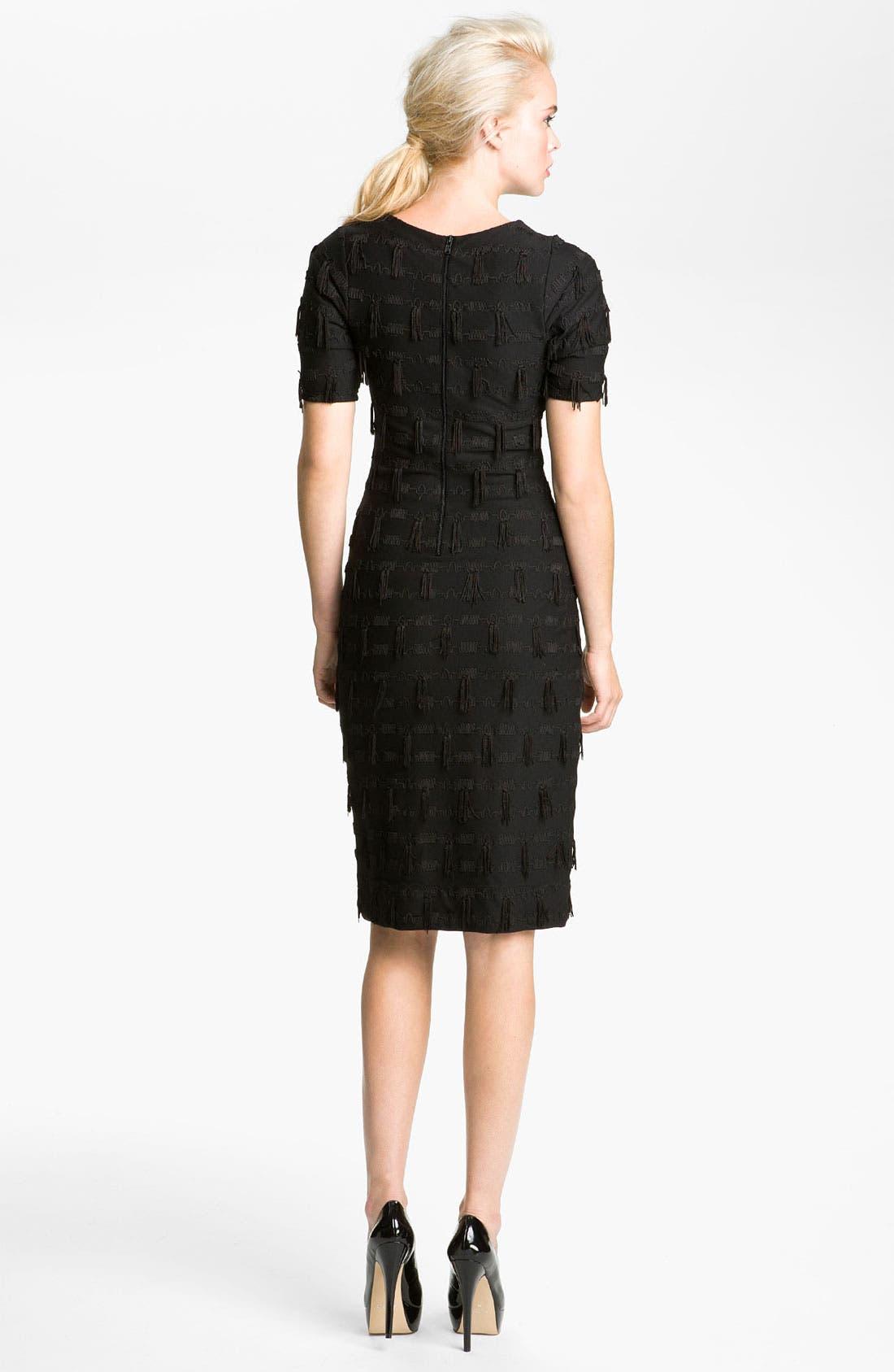 Alternate Image 2  - MARC BY MARC JACOBS 'Frankie' Fringe Dress