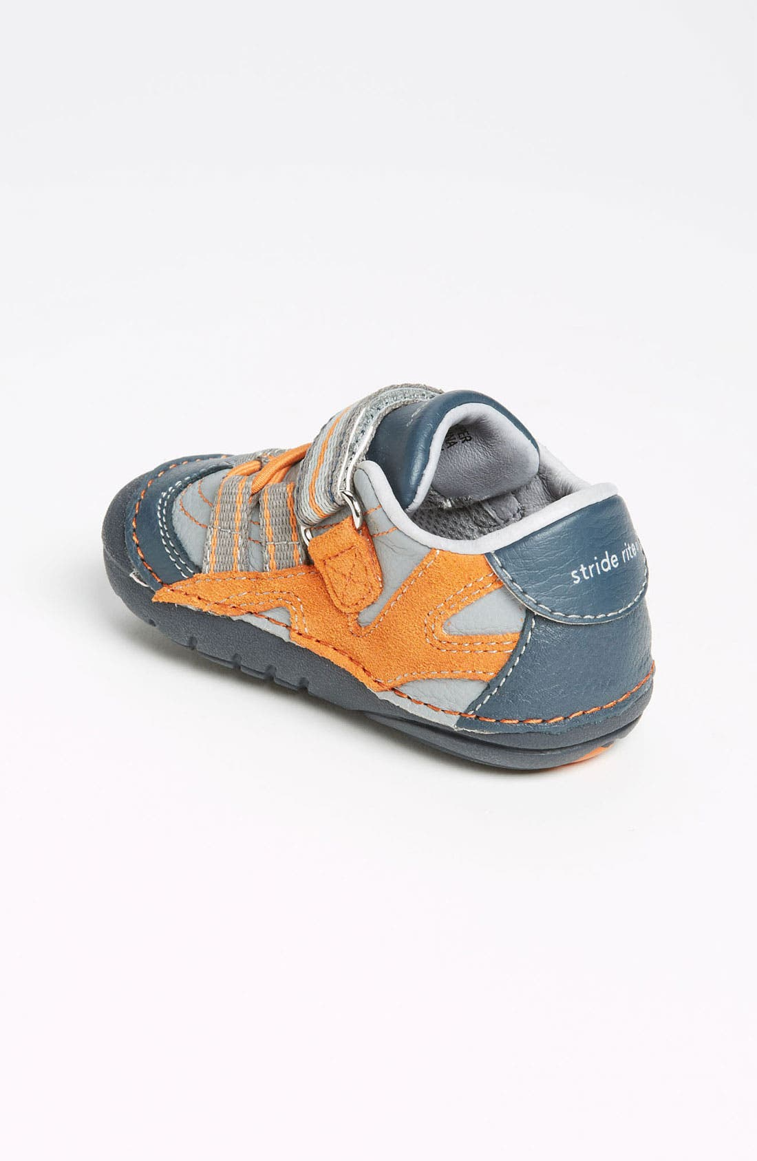 Alternate Image 2  - Stride Rite 'Leo' Sneaker (Baby & Walker)