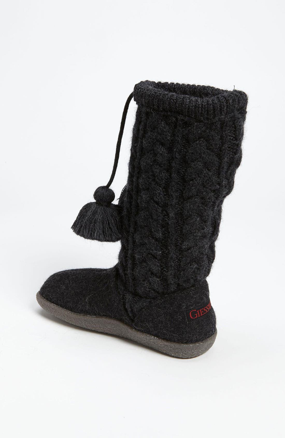 Alternate Image 2  - Giesswein 'Bruck Lodge Boot' Slipper