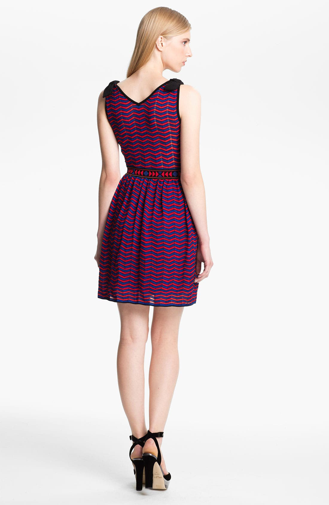Alternate Image 2  - M Missoni Bold Zigzag Tank Dress