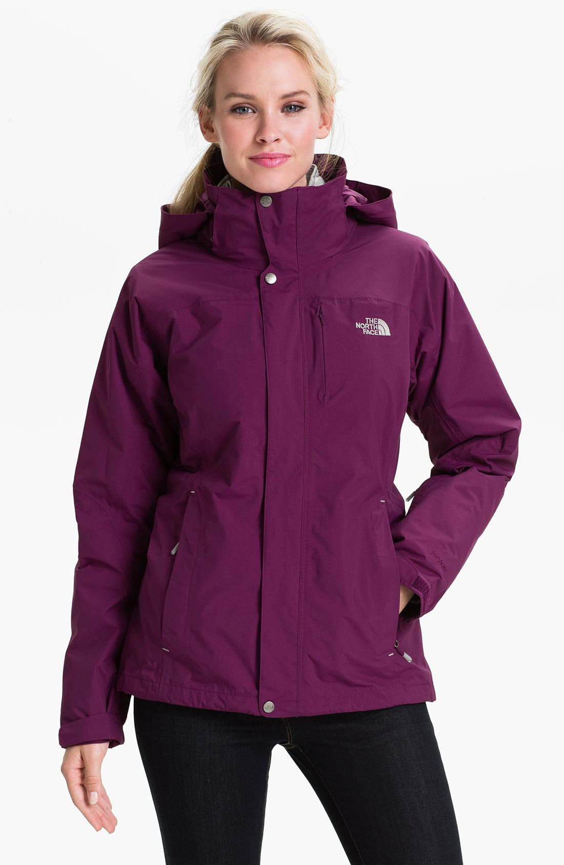 Alternate Image 1 Selected - The North Face 'Deuces' TriClimate® 3-in-1 Jacket