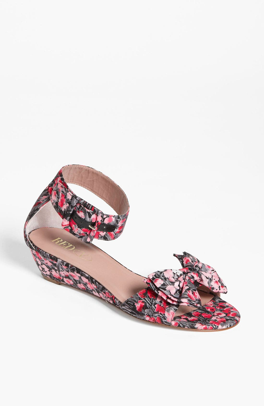 Alternate Image 1 Selected - RED Valentino Demi Wedge Sandal
