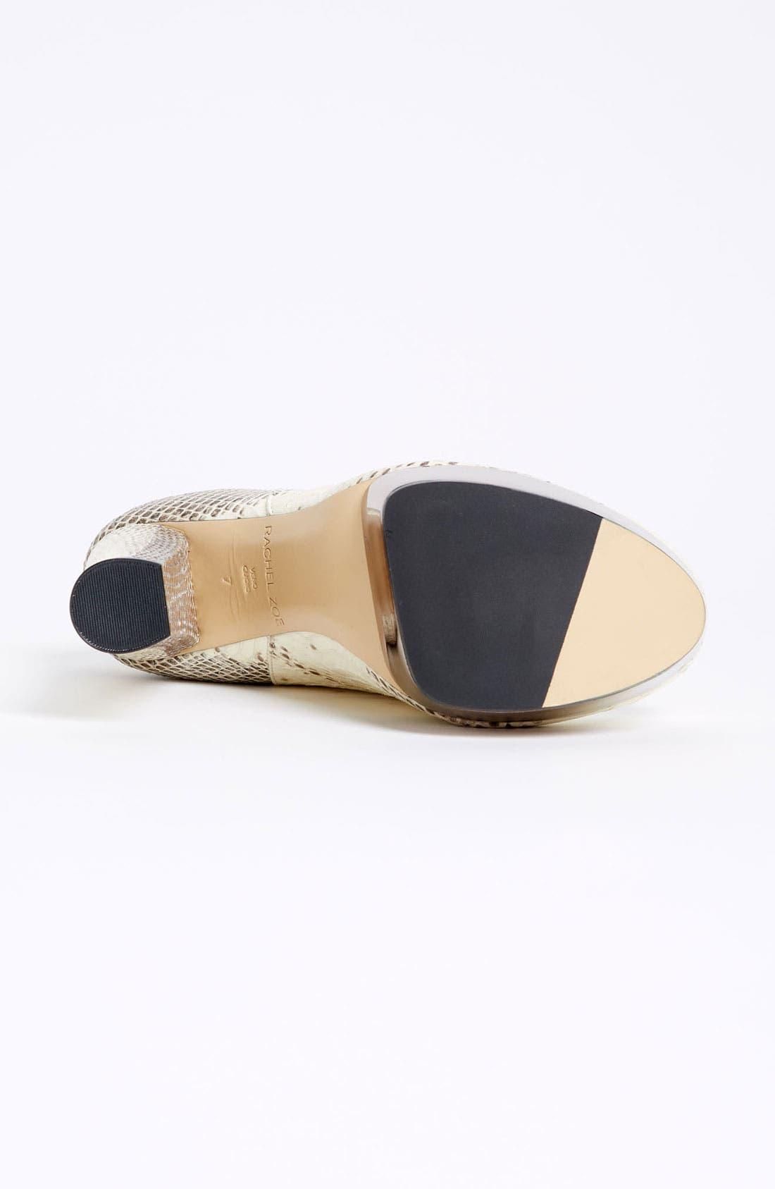 Alternate Image 4  - Rachel Zoe 'London' Boot