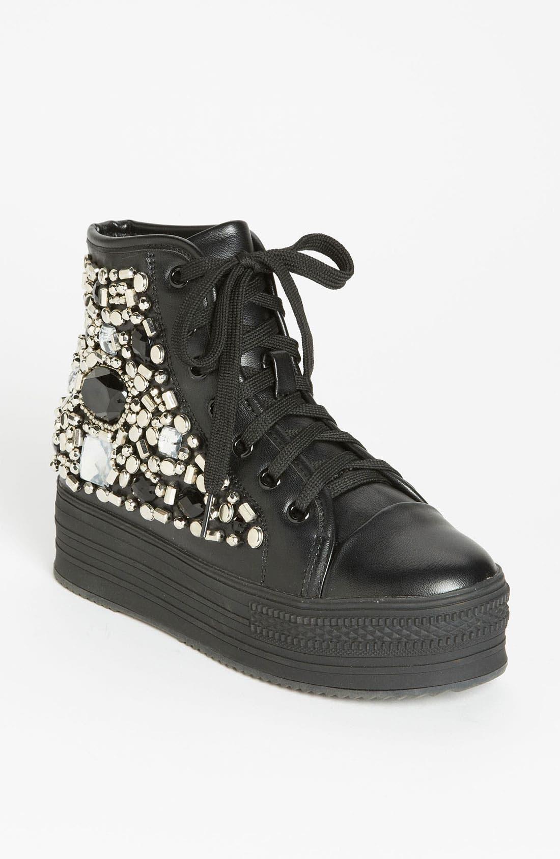Alternate Image 1 Selected - N.Y.L.A. 'Marinda' Sneaker