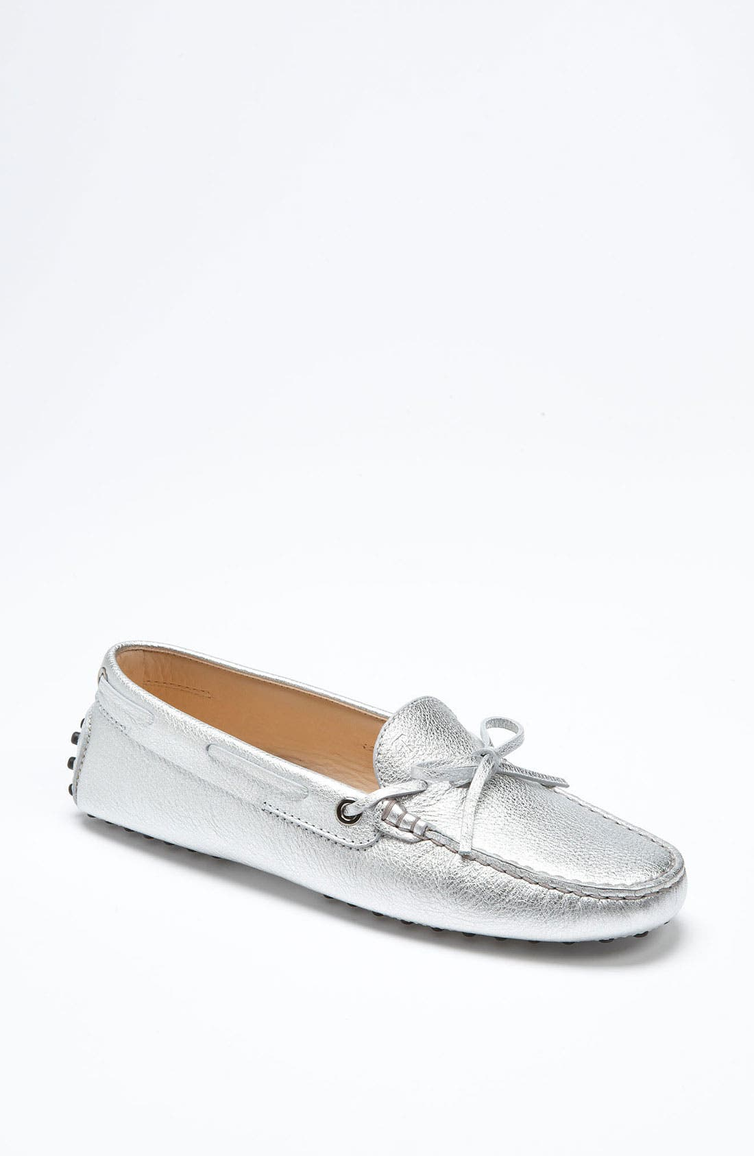 Alternate Image 1 Selected - Tod's 'Heaven New Laccetto' Driving Moccasin