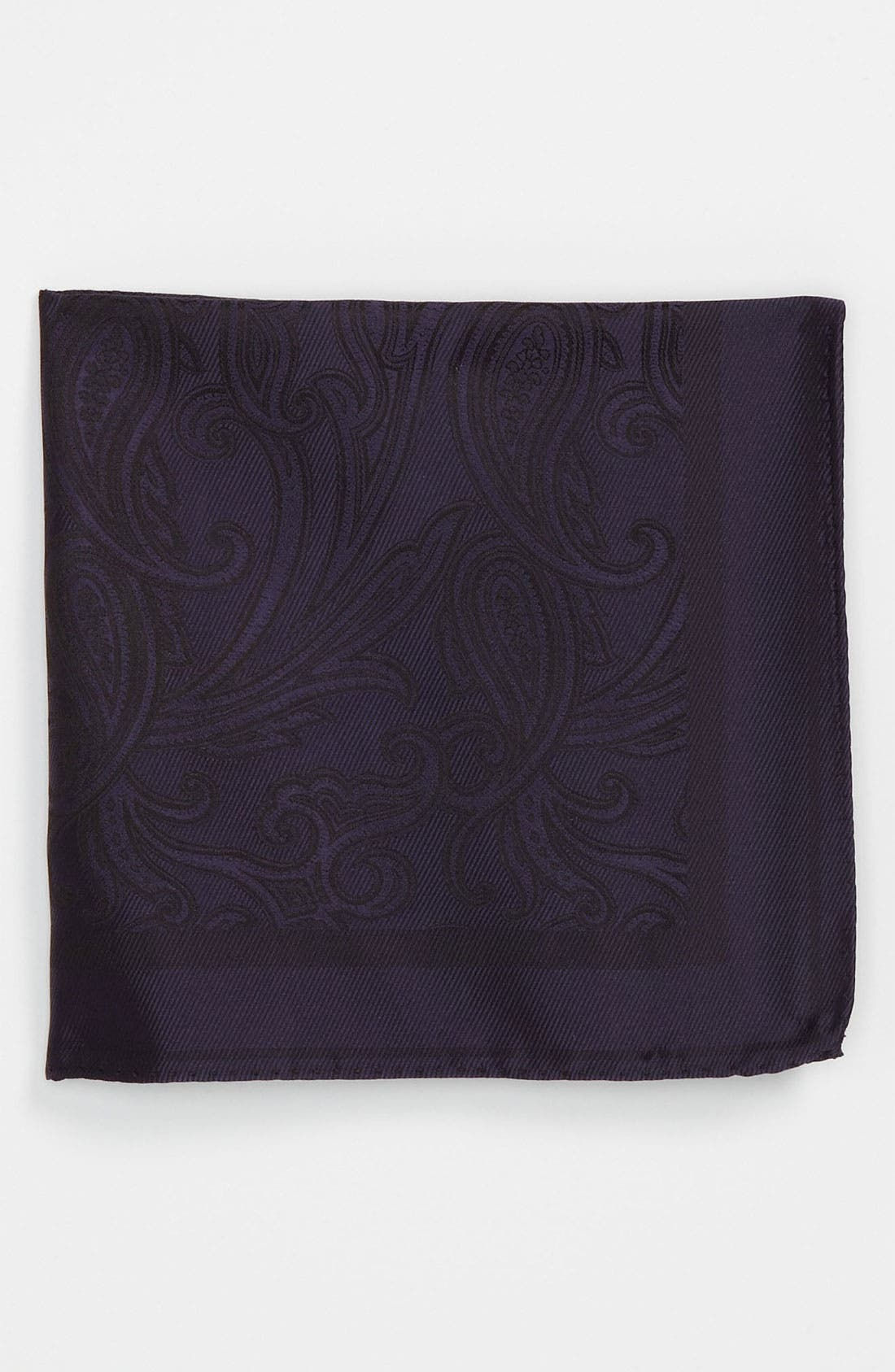 Alternate Image 1 Selected - Robert Talbott Silk Pocket Square
