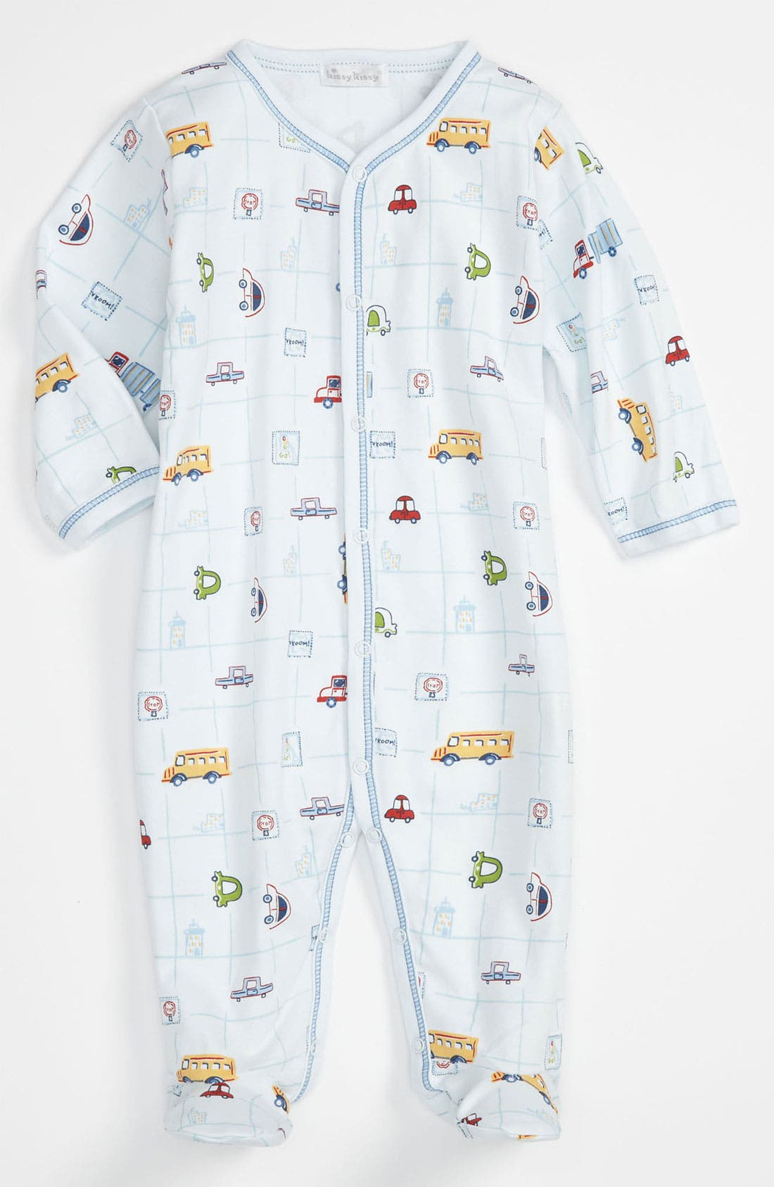 Main Image - Kissy Kissy Footie (Infant)