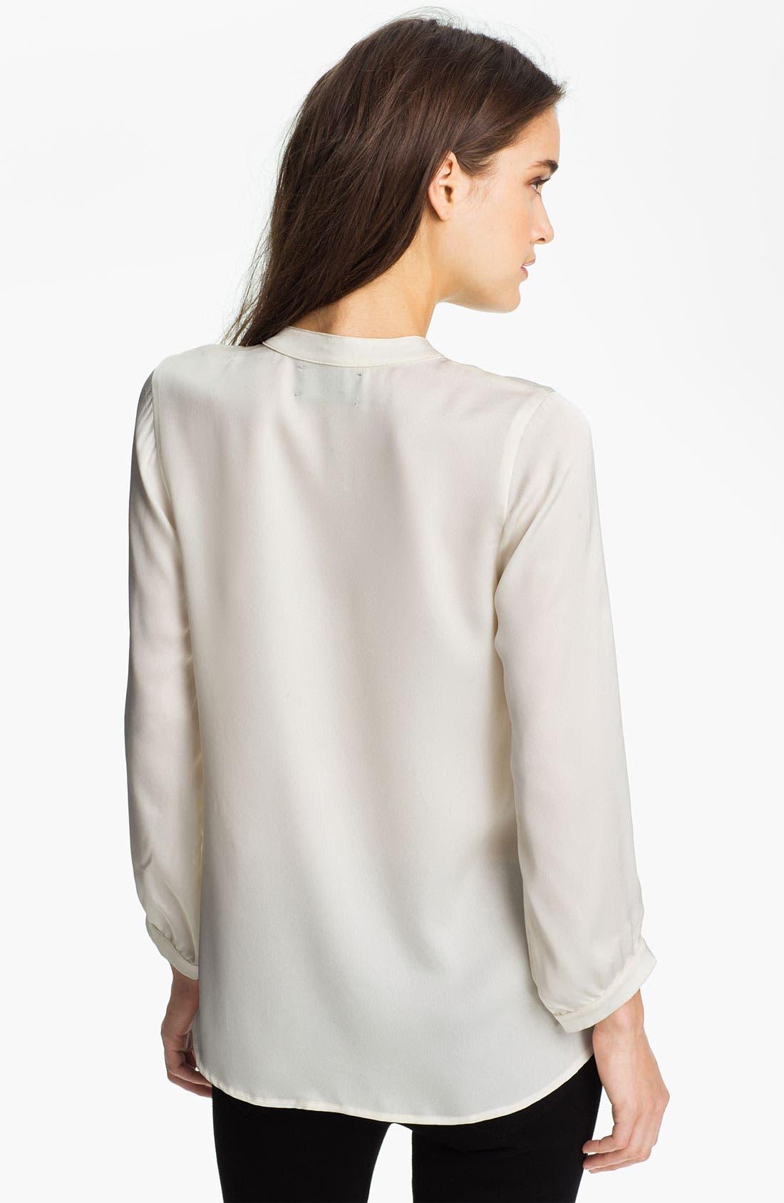 Alternate Image 2  - Patterson J. Kincaid 'Mercury' Embellished Tux Shirt
