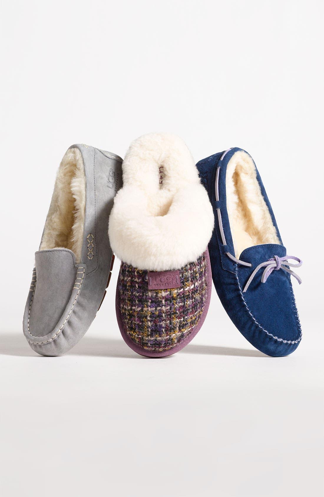 Alternate Image 5  - UGG® Australia 'Cozy Tweed' Slipper (Women)