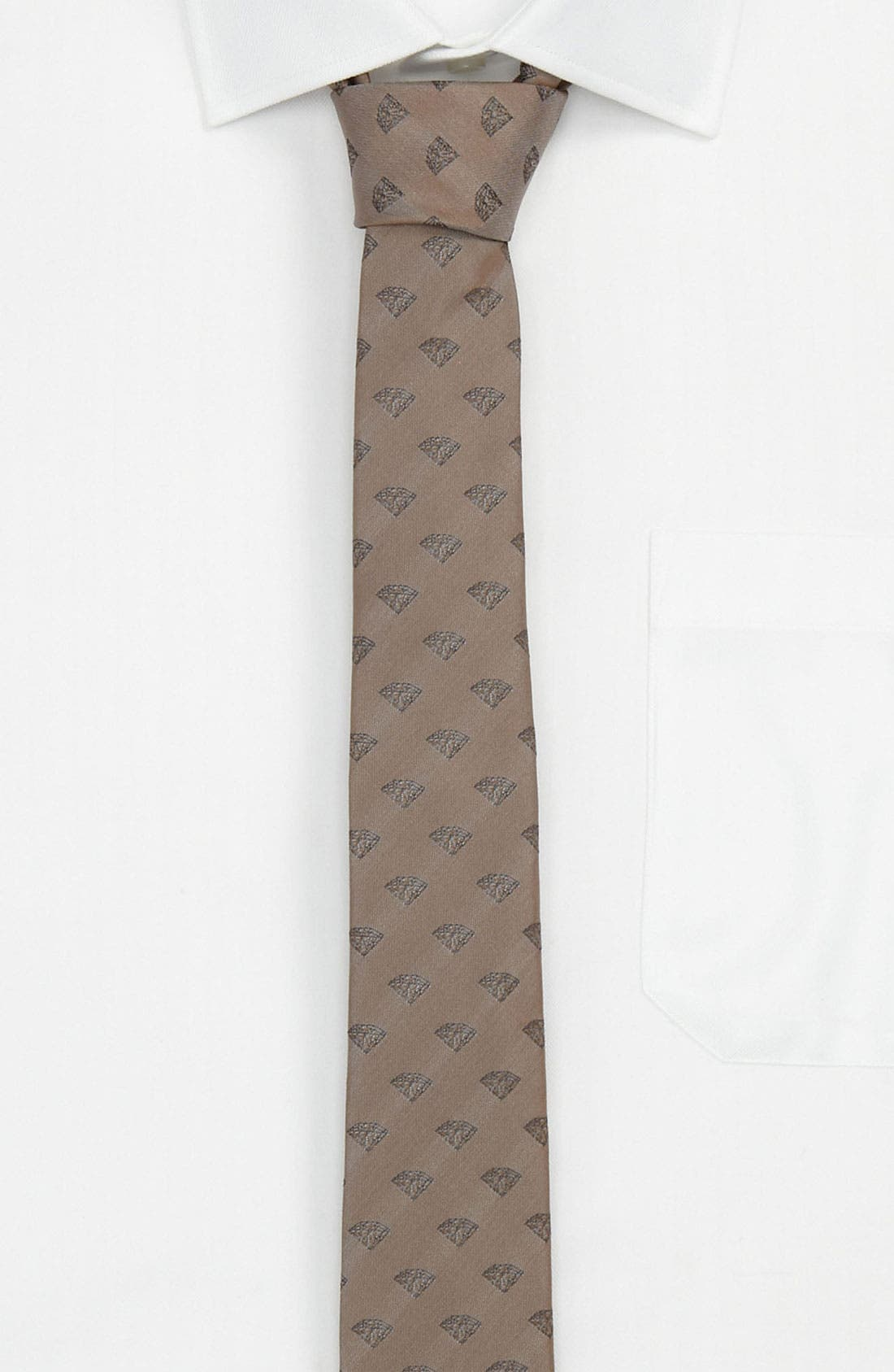 Alternate Image 3  - Topman Pattern Tie