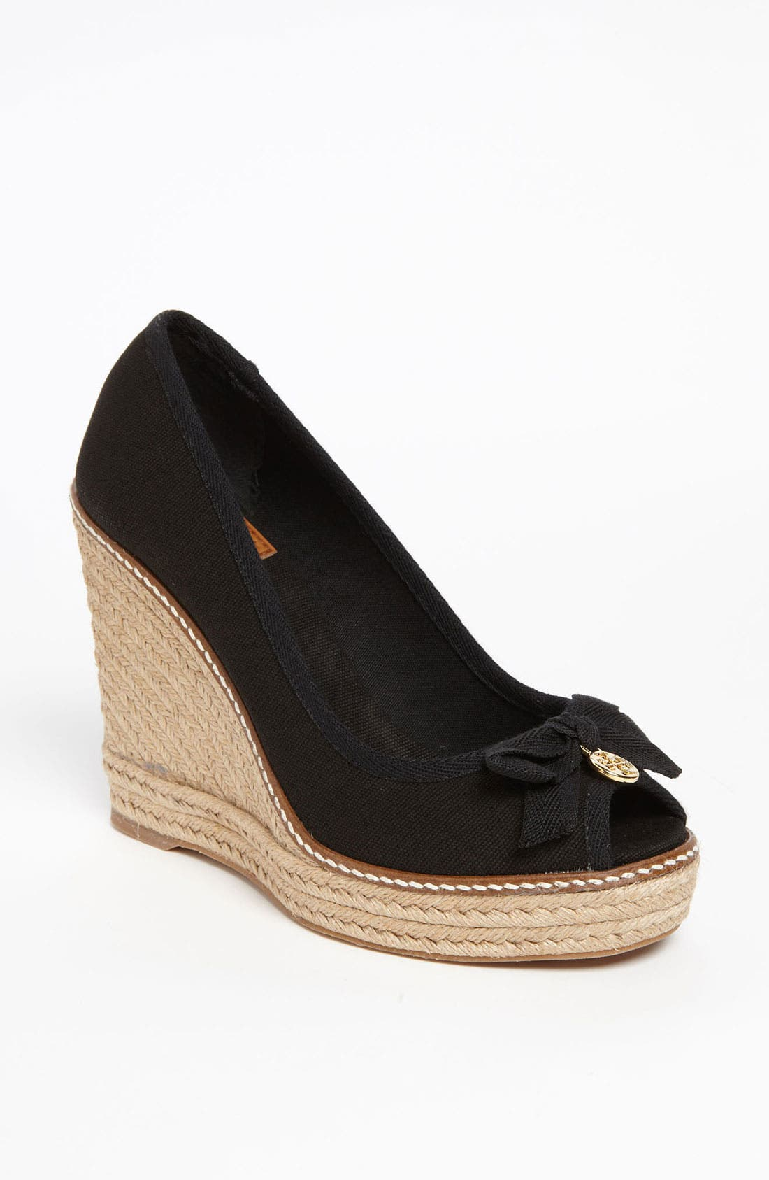 Alternate Image 1 Selected - Tory Burch 'Jackie' Wedge