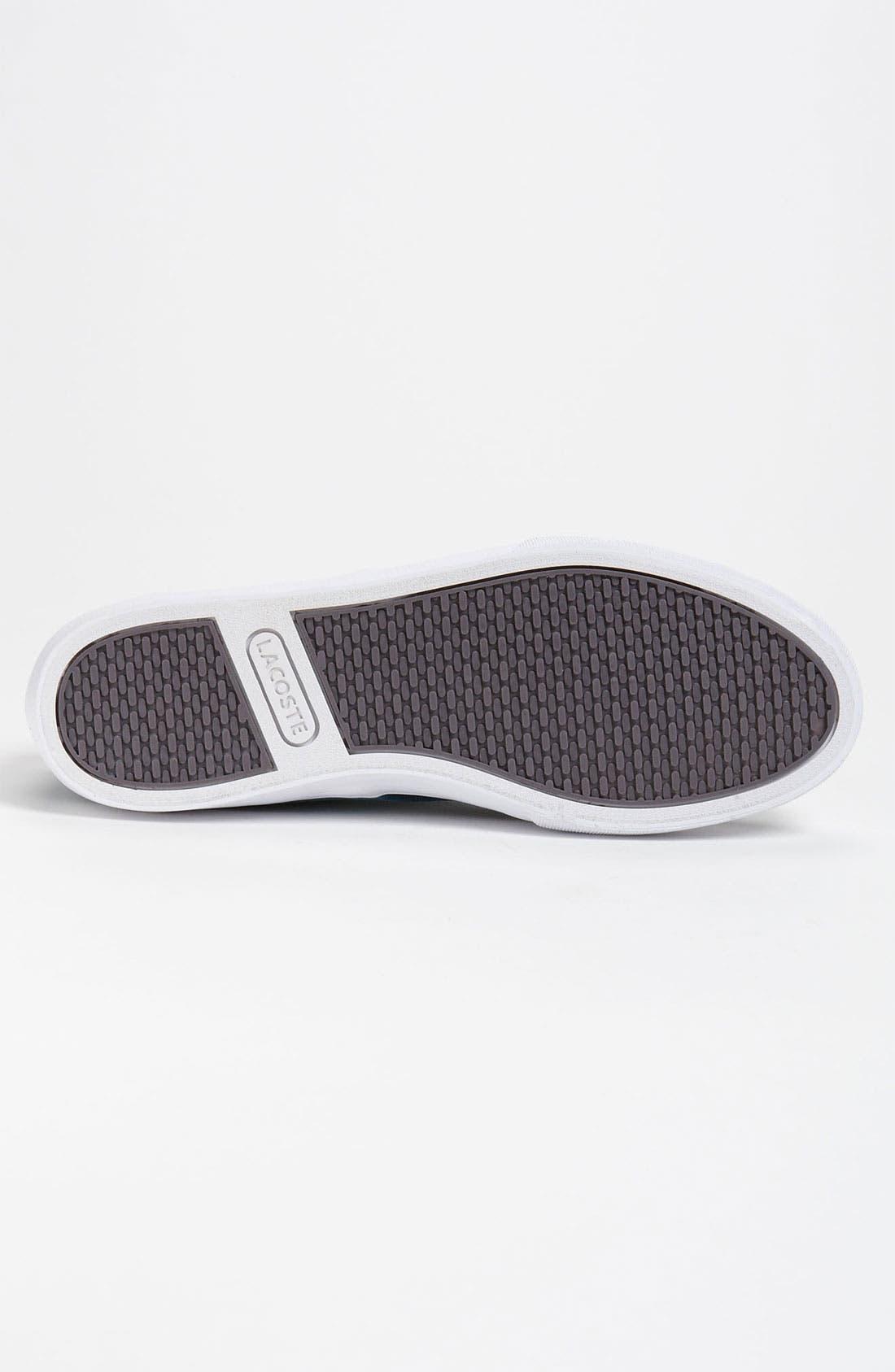 Alternate Image 4  - Lacoste 'Barbados LMS' Sneaker
