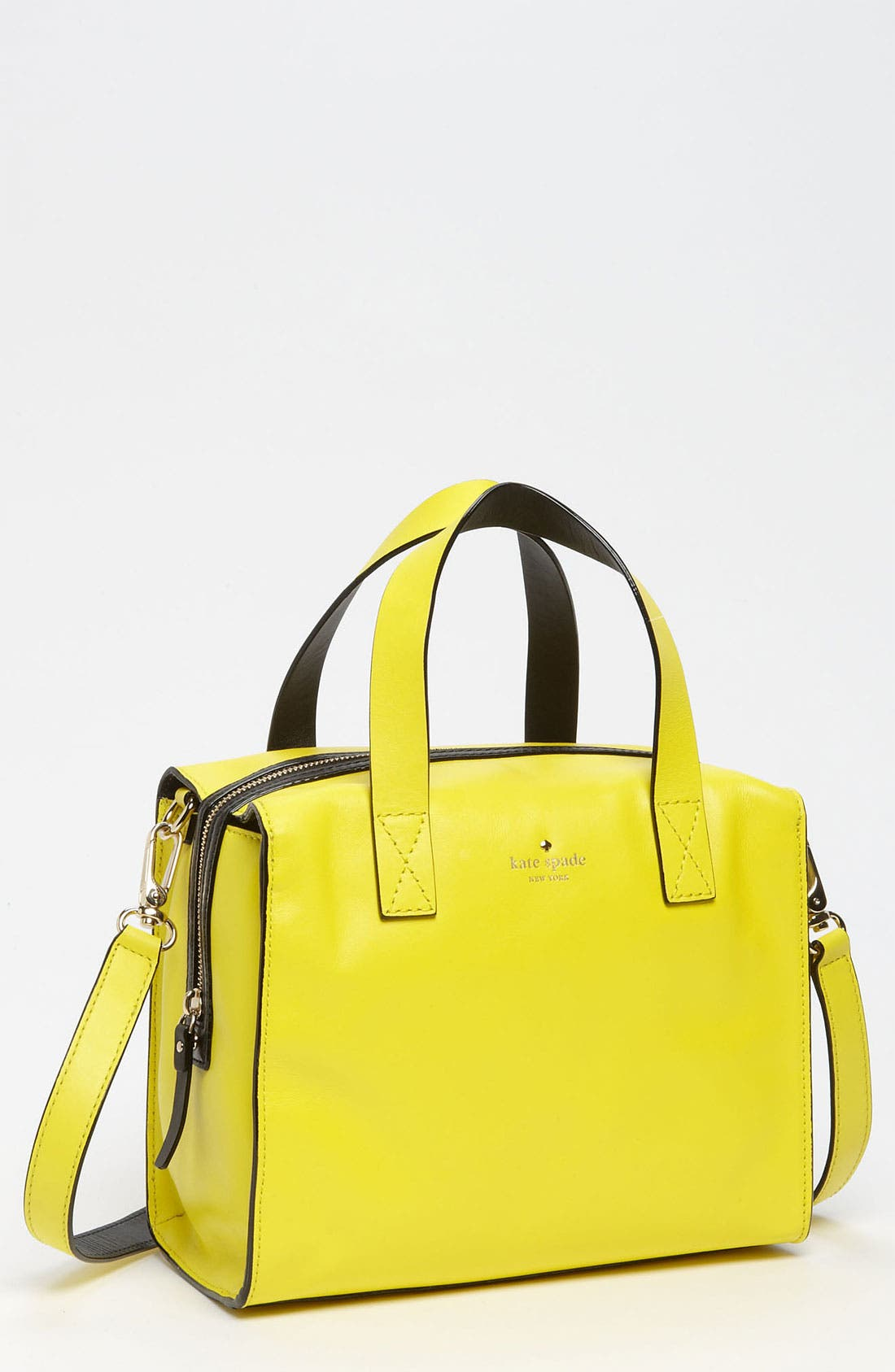 Alternate Image 1 Selected - kate spade new york 'brightspot avenue - little kennedy' satchel