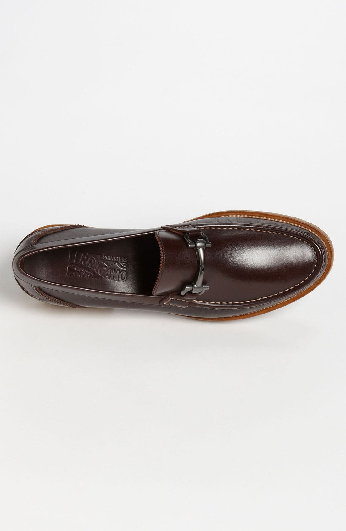 Alternate Image 3  - Salvatore Ferragamo 'Timothy 2' Bit Loafer