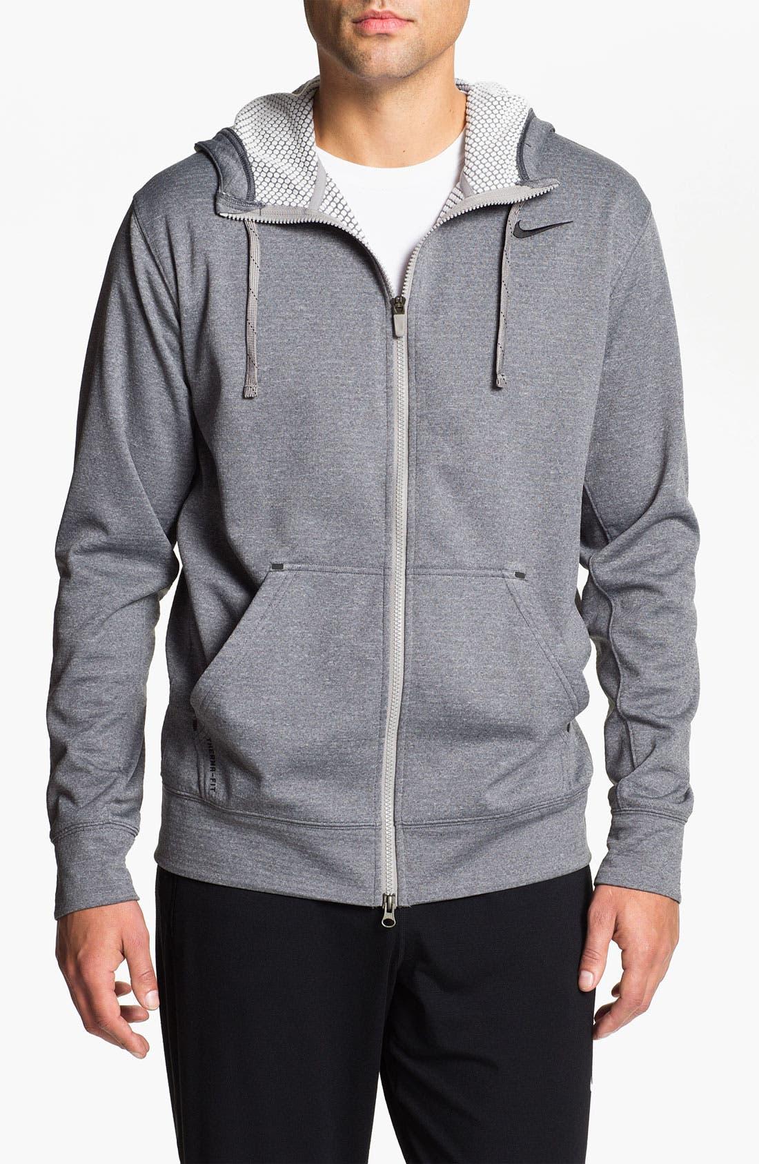 Main Image - Nike 'Sphere' Zip Hoodie