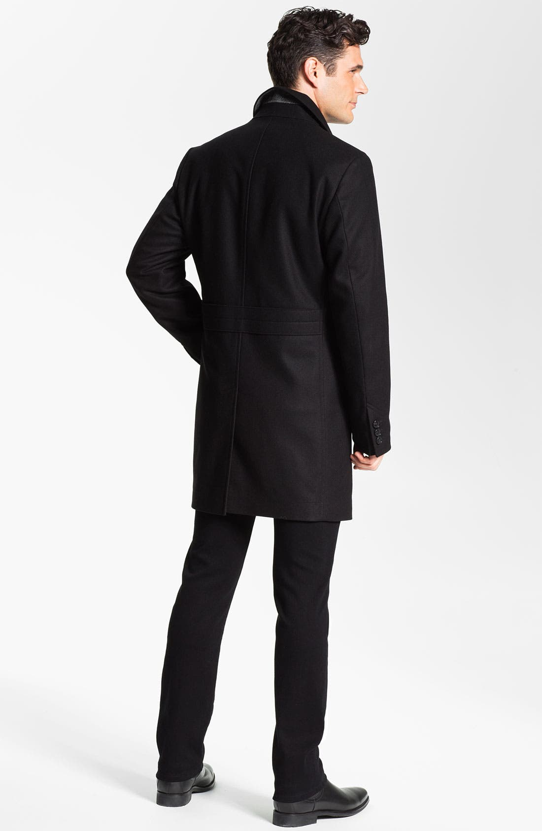 Alternate Image 5  - BOSS Black 'The Task' Coat