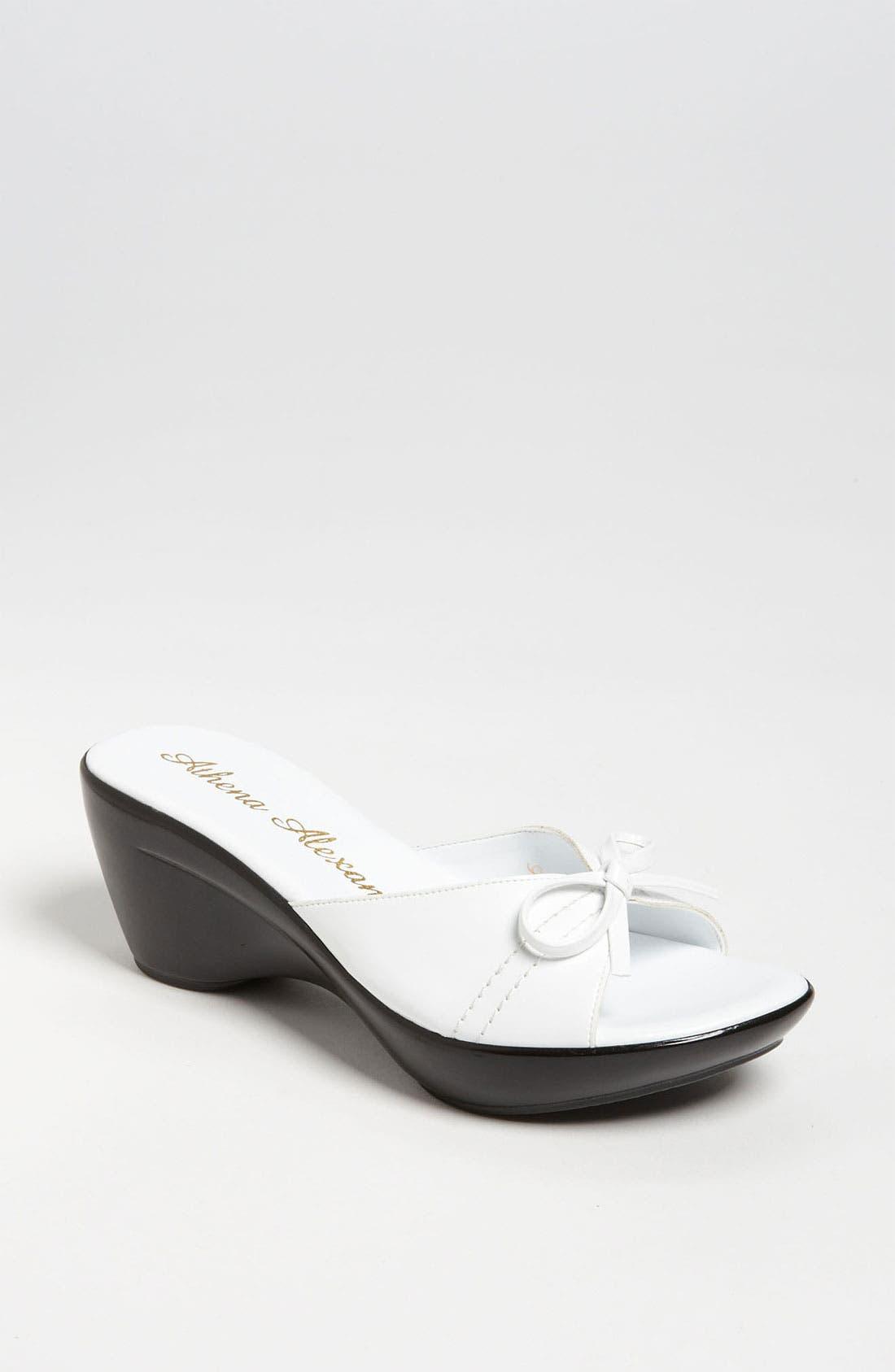 Alternate Image 1 Selected - Athena Alexander 'Jordan' Sandal (Special Purchase)