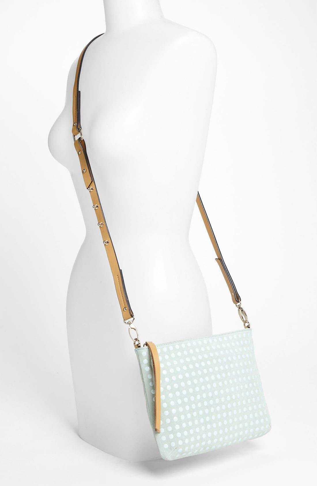 Alternate Image 2  - Kelsi Dagger 'Cicely' Suede Crossbody Bag