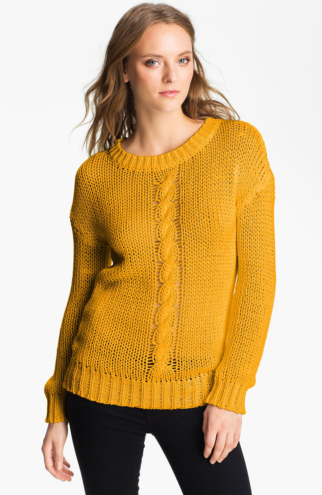 Main Image - Robert Rodriguez Cable Sweater