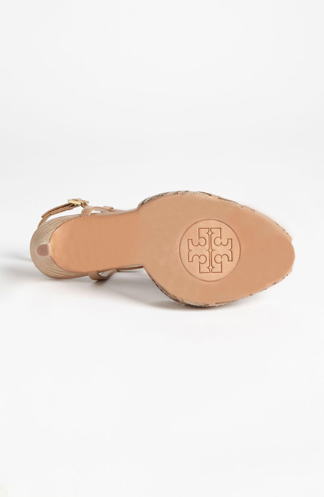 Alternate Image 4  - Tory Burch 'Alexa' Sandal