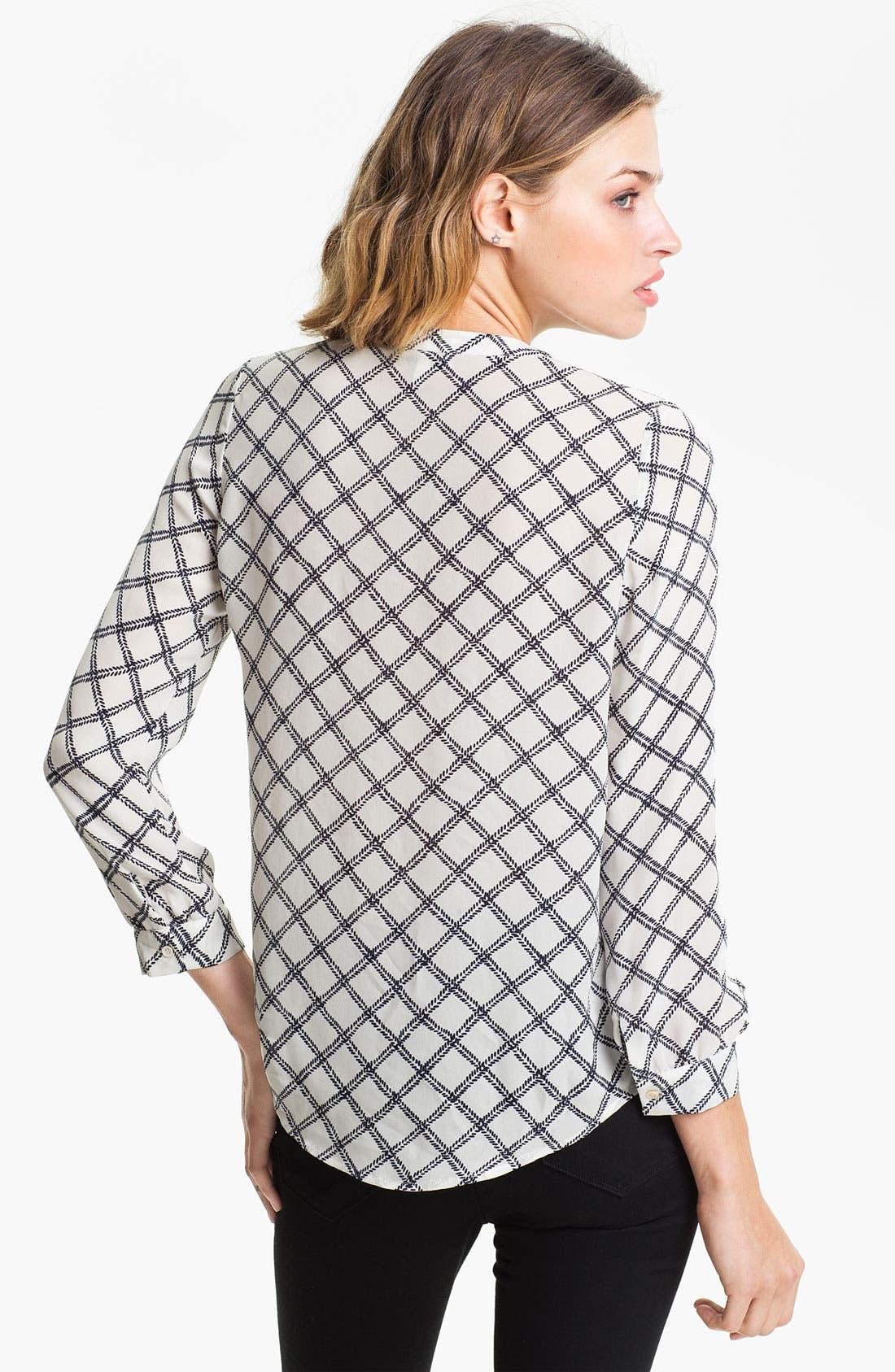 Alternate Image 2  - Joie 'Lerona' Print Silk Shirt