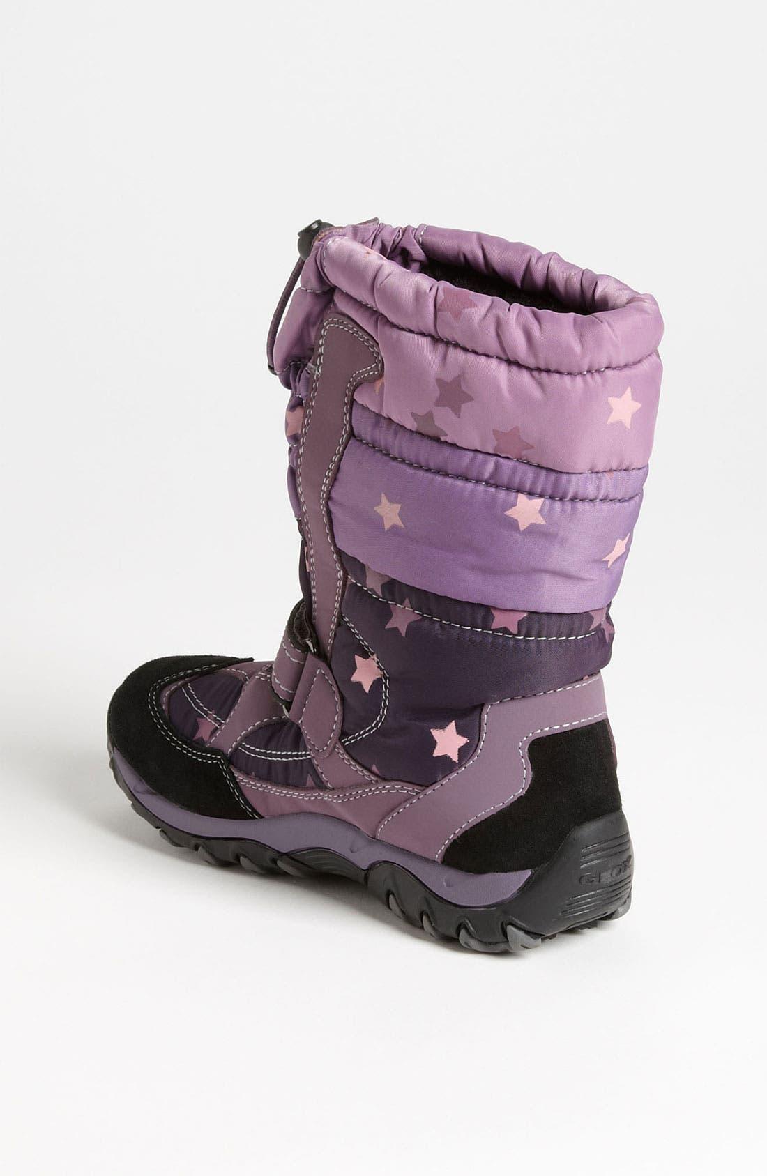 Alternate Image 2  - Geox 'Alaska' Boot (Toddler, Little Kid & Big Kid)