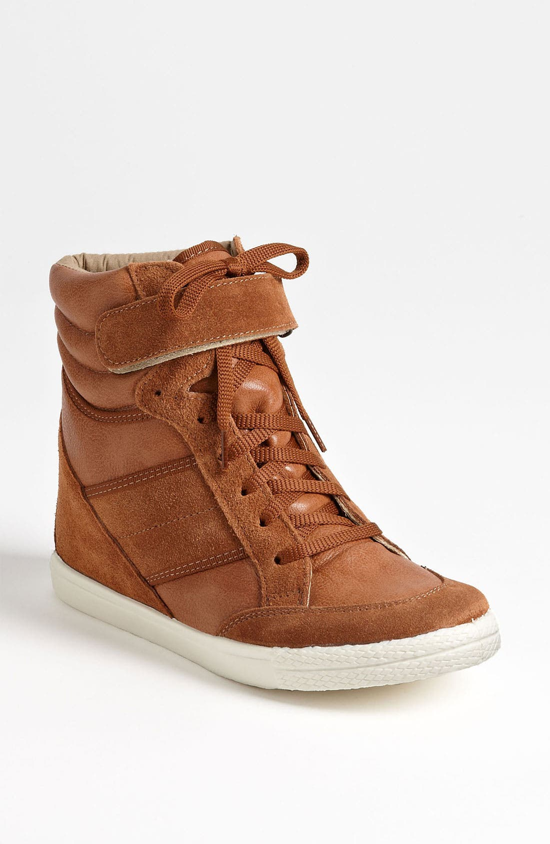 Alternate Image 1 Selected - Topshop 'Aerobic2' Wedge Sneaker