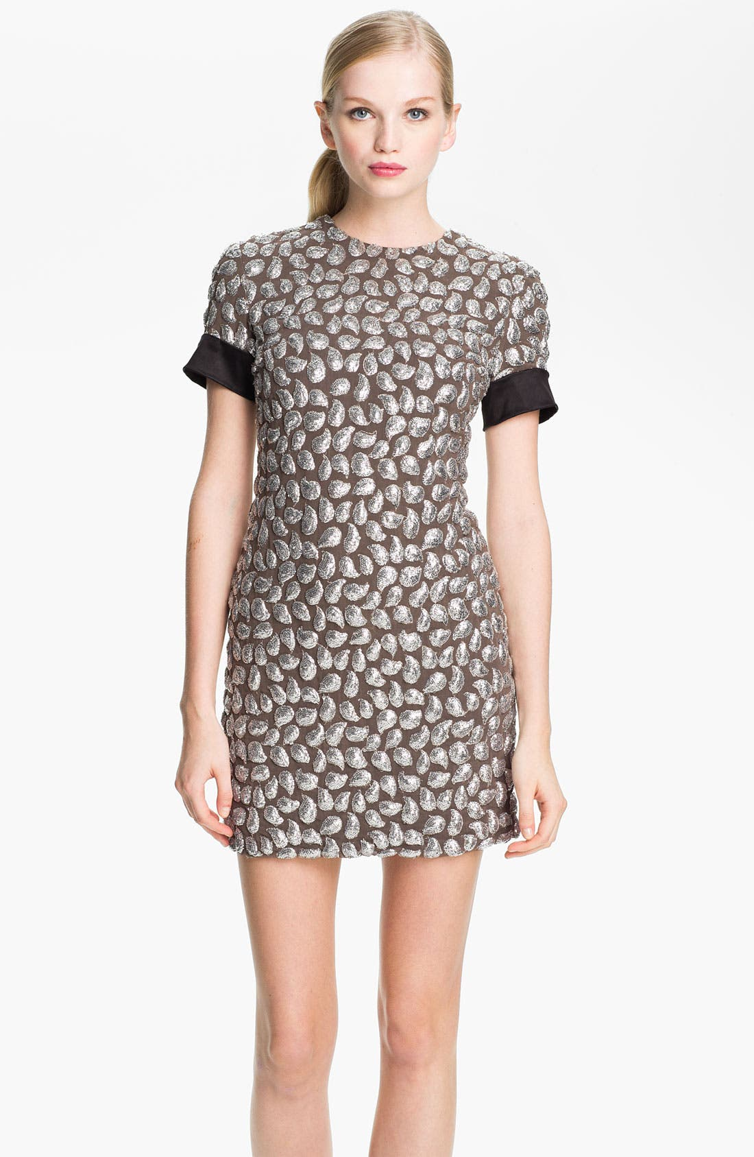 Alternate Image 1 Selected - Diane von Furstenberg 'New Cindy' Shift Dress