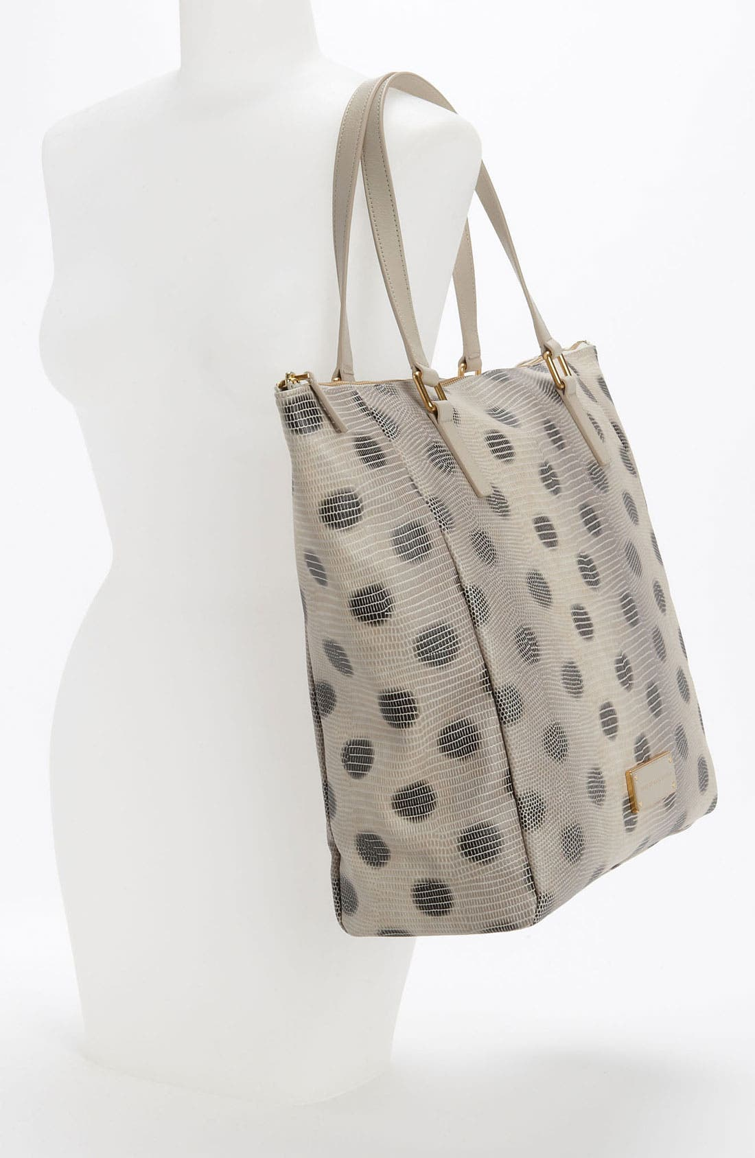 Alternate Image 2  - MARC BY MARC JACOBS 'Take Me - Lizzie Spot' Embossed Tote