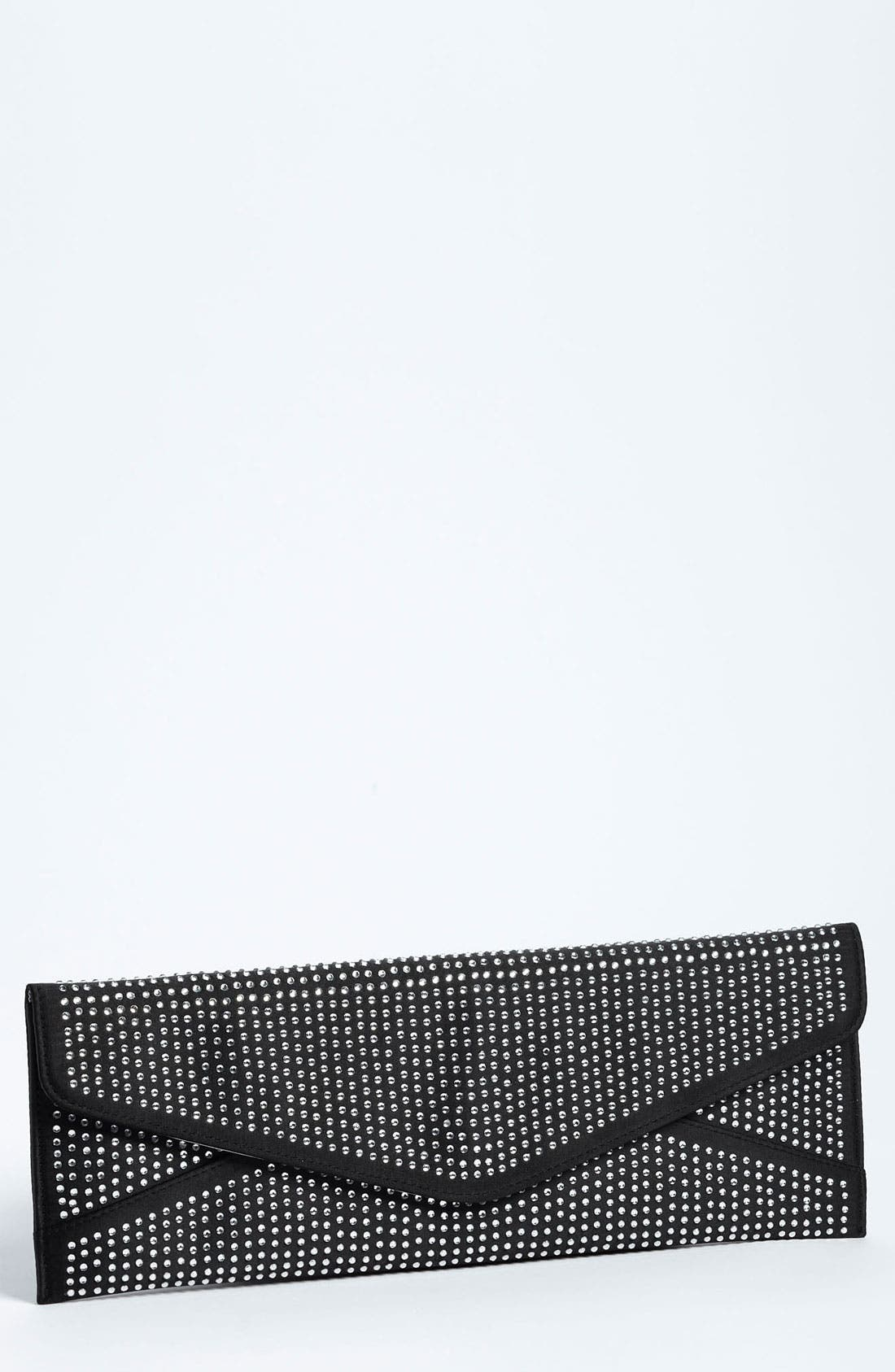 Main Image - Ted Baker London 'TB Script' Sequin Clutch