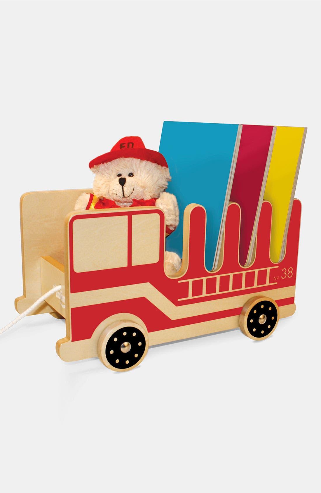 Alternate Image 2  - P'kolino 'Fire Truck' Book Buggy