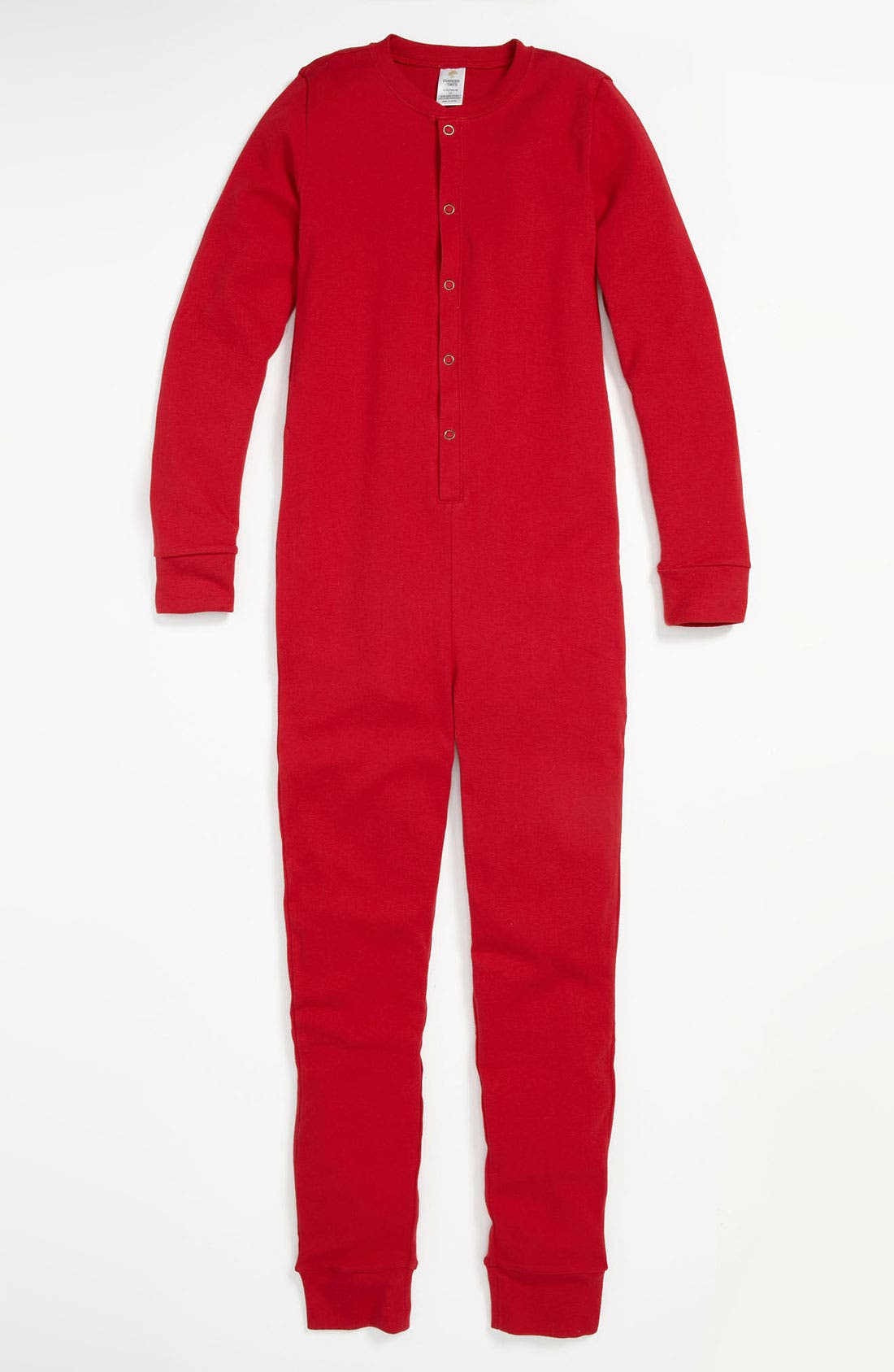 Alternate Image 1 Selected - Tucker + Tate 'Fireside' Fitted Pajamas (Little Boys & Big Boys)