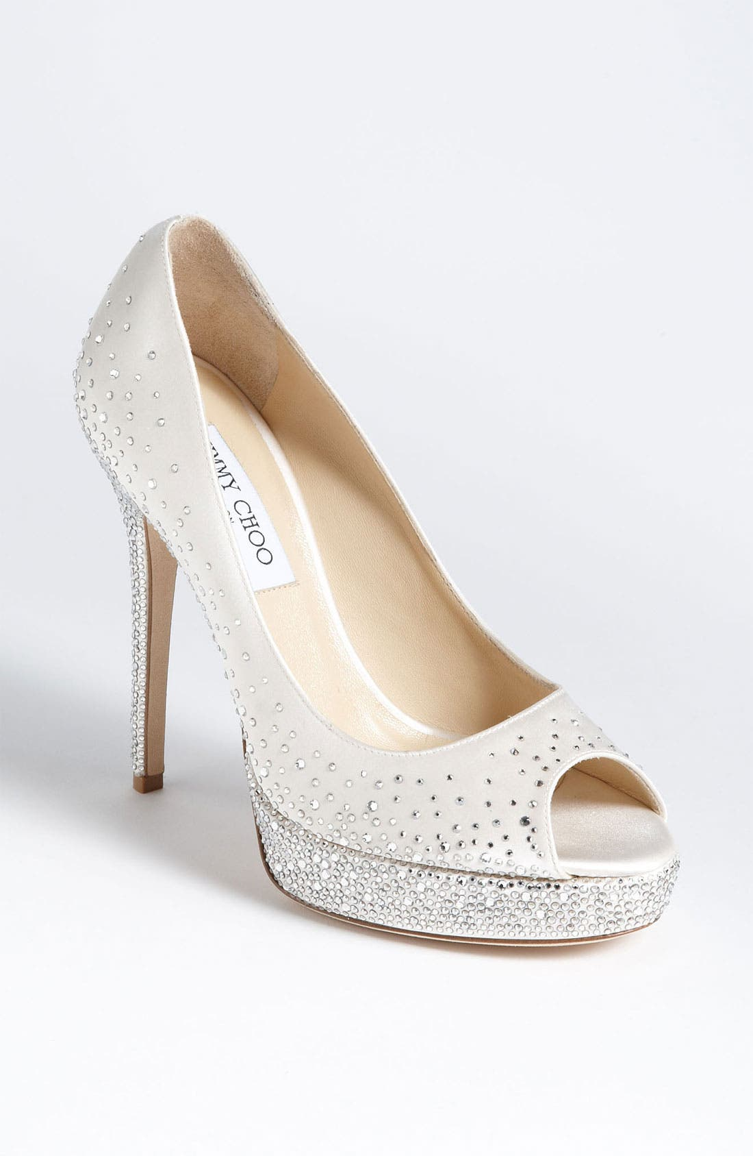Alternate Image 1 Selected - Jimmy Choo 'Salt' Pump