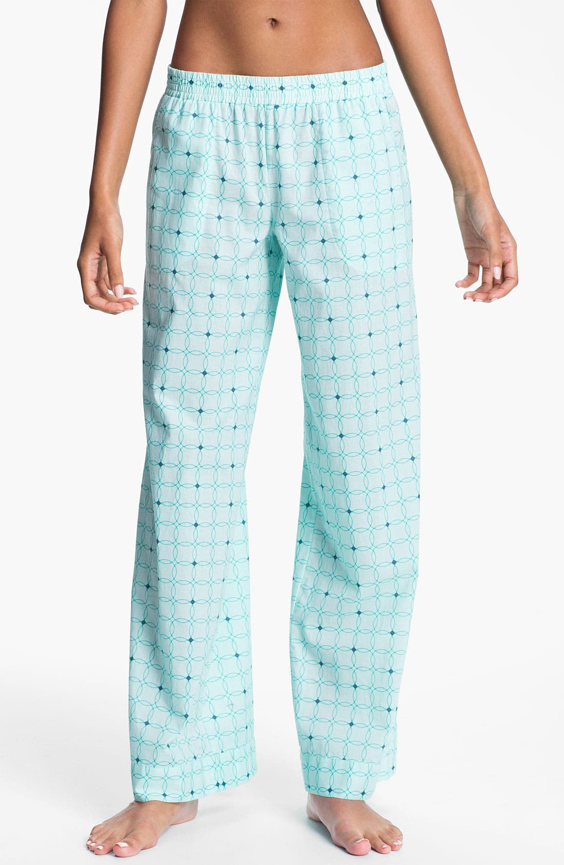 Alternate Image 1 Selected - Shimera Print Pajama Pants