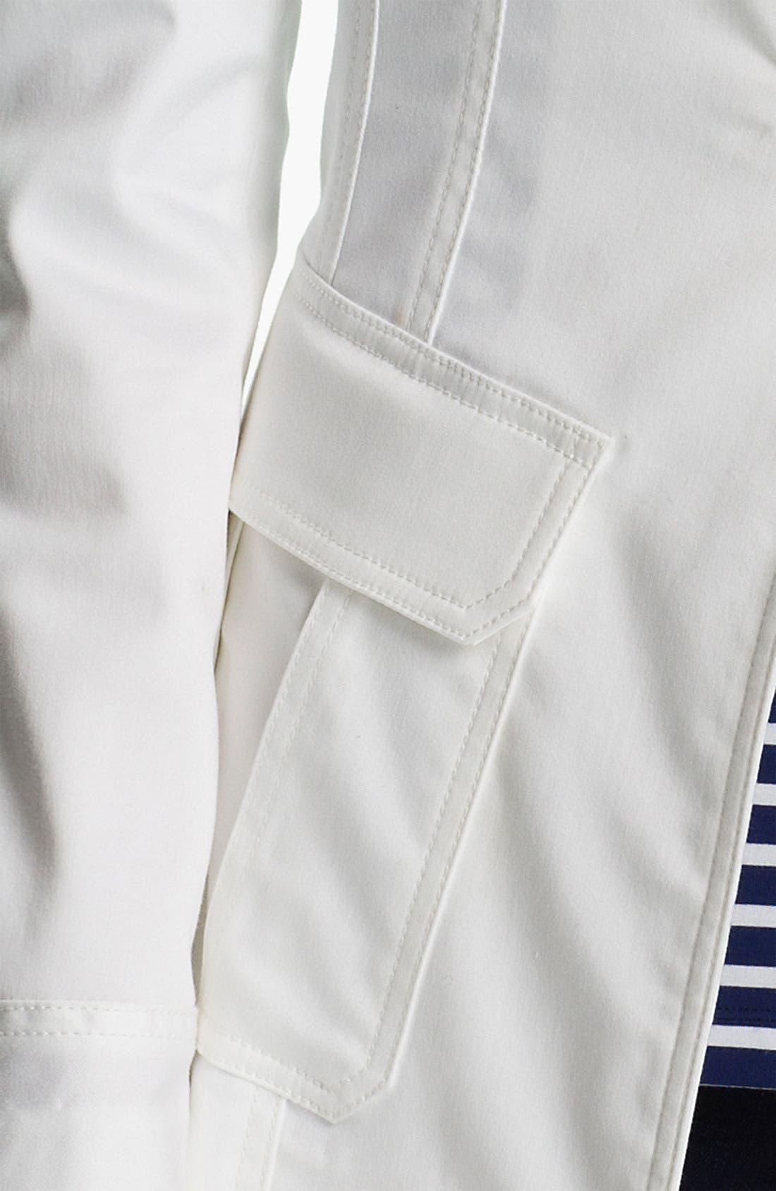 Alternate Image 3  - Isaac Mizrahi Jeans 'Blair' Blazer (Online Exclusive)