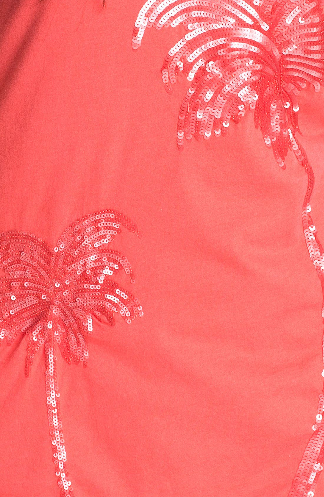 Alternate Image 3  - Tommy Bahama Sequin Palm Tree Tee