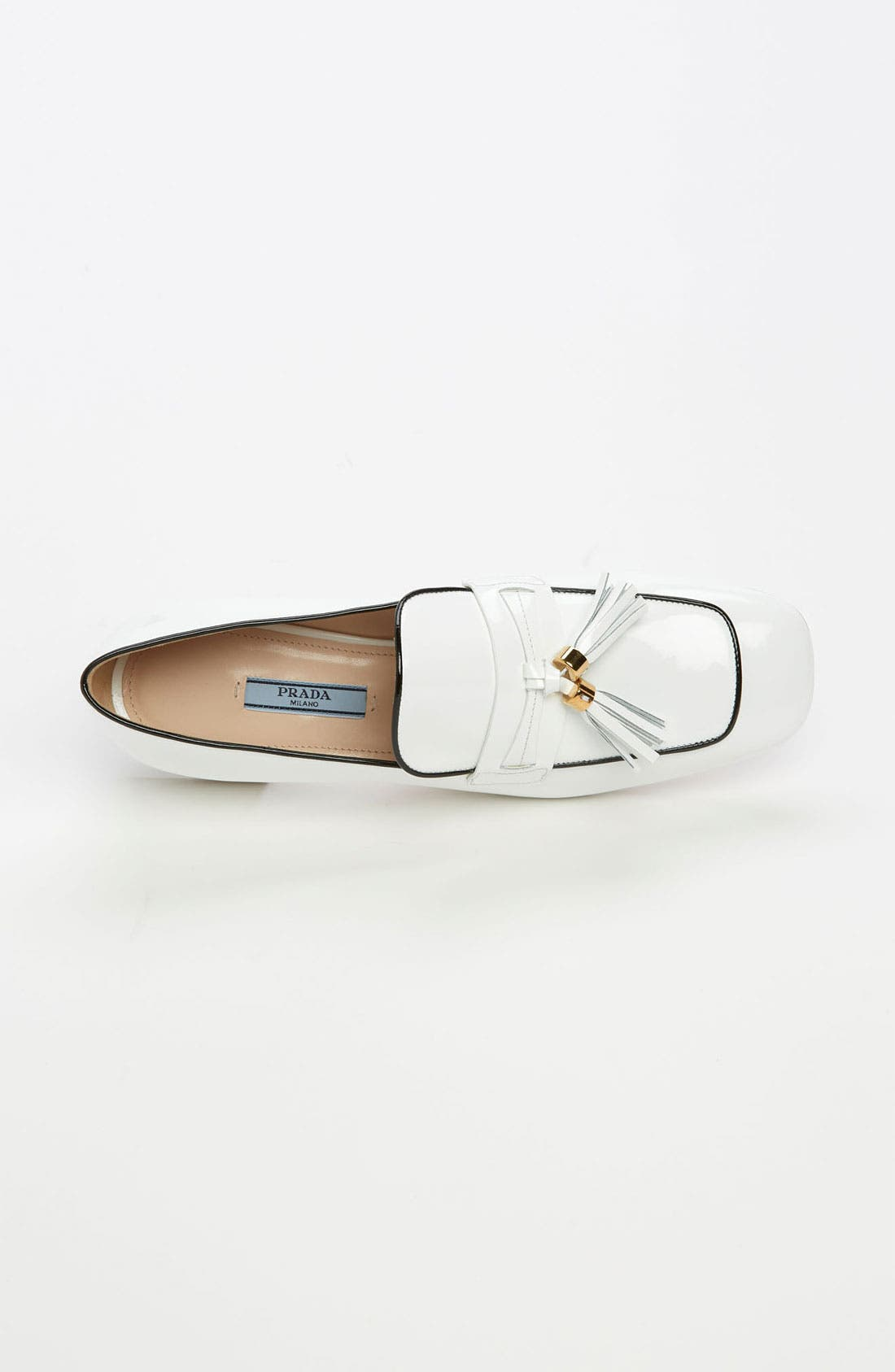 Alternate Image 3  - Prada Tassel Loafer