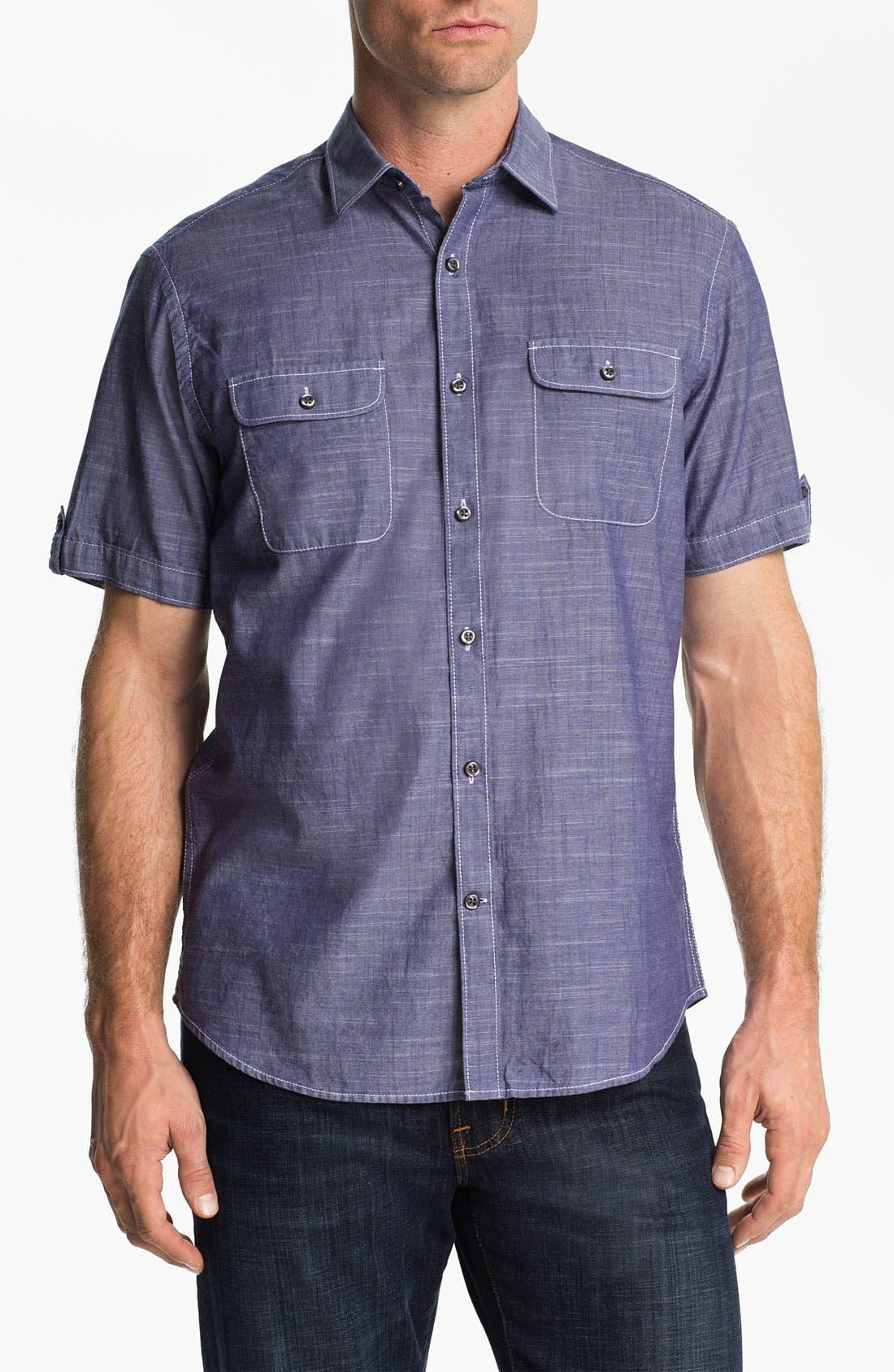 Main Image - James Campbell 'Barto' Sport Shirt