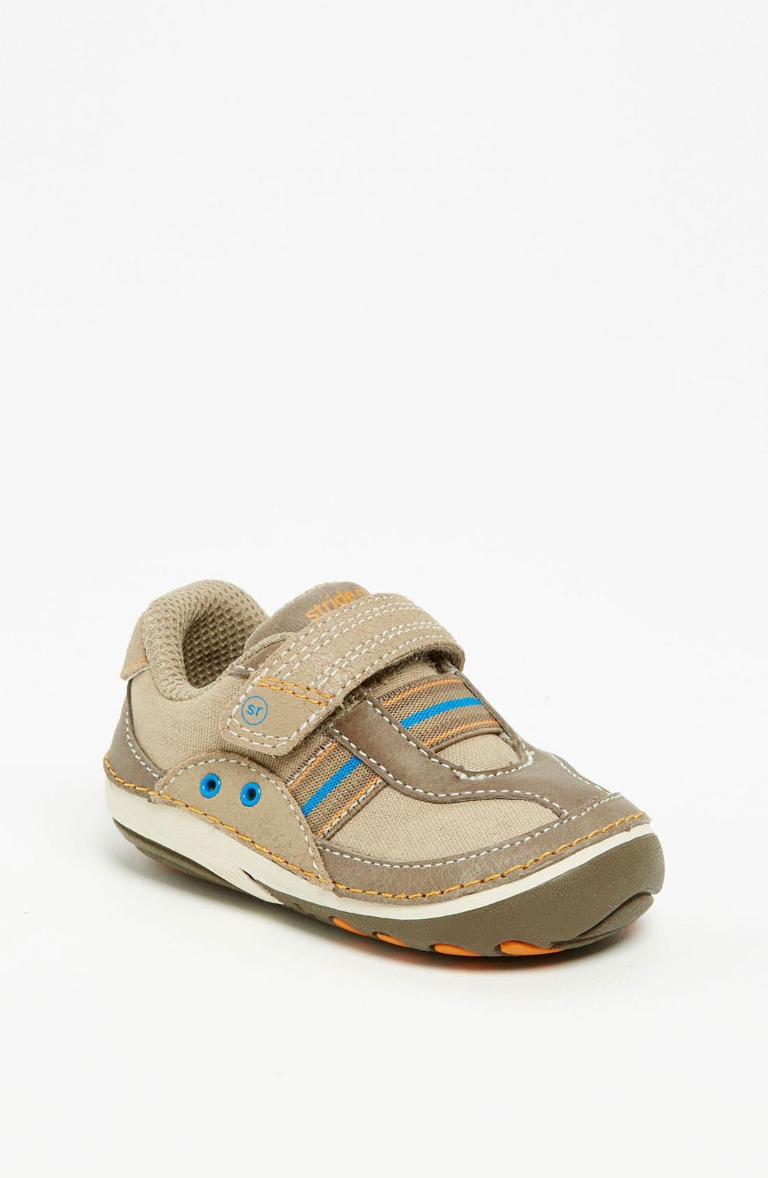 Alternate Image 1 Selected - Stride Rite 'Dalton' Sneaker (Baby & Walker)