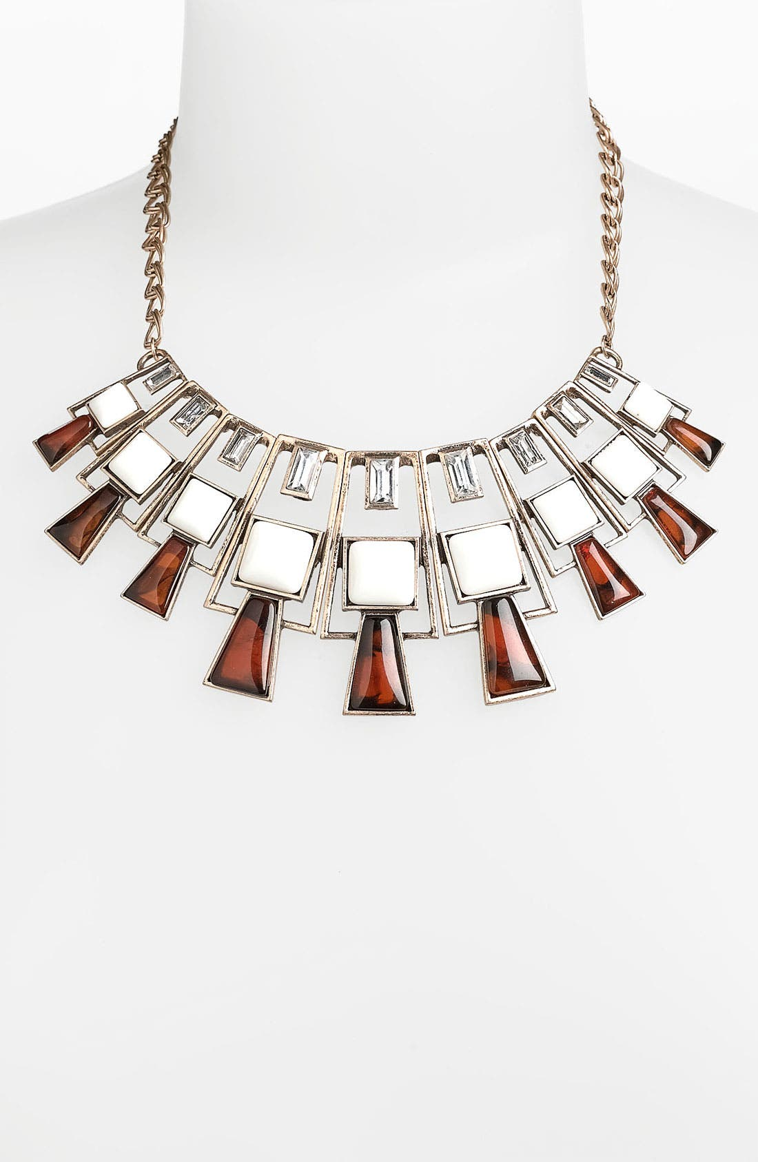 Alternate Image 1 Selected - Natasha Couture Statement Necklace