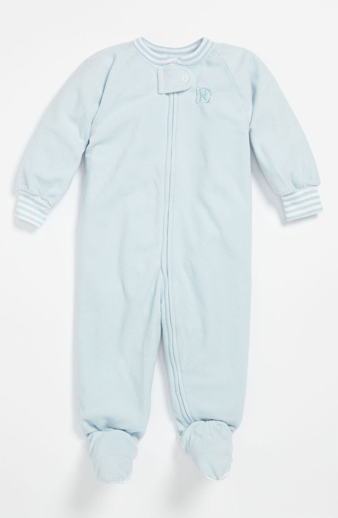 Alternate Image 1 Selected - Tucker + Tate Fleece Footie (Infant)