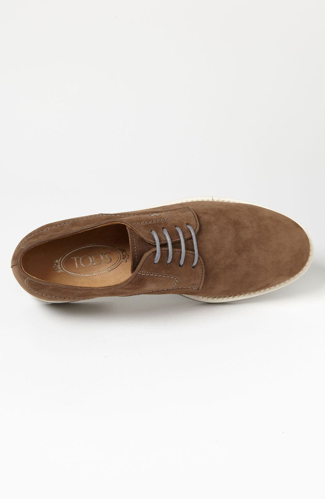 Alternate Image 3  - Tod's Suede Buck Shoe
