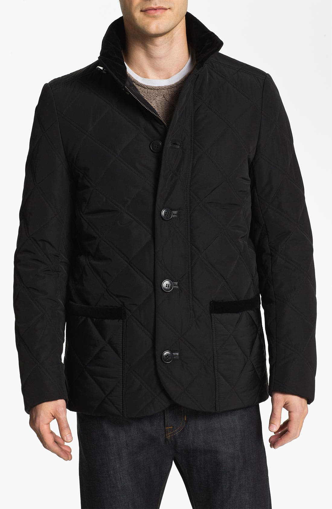 Main Image - Vince Camuto Quilted Jacket