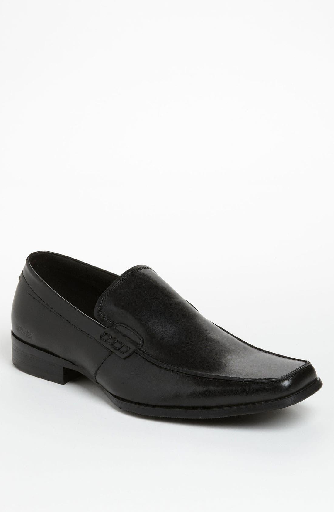 Alternate Image 1 Selected - Kenneth Cole Reaction 'Foot Model' Loafer (Online Only)