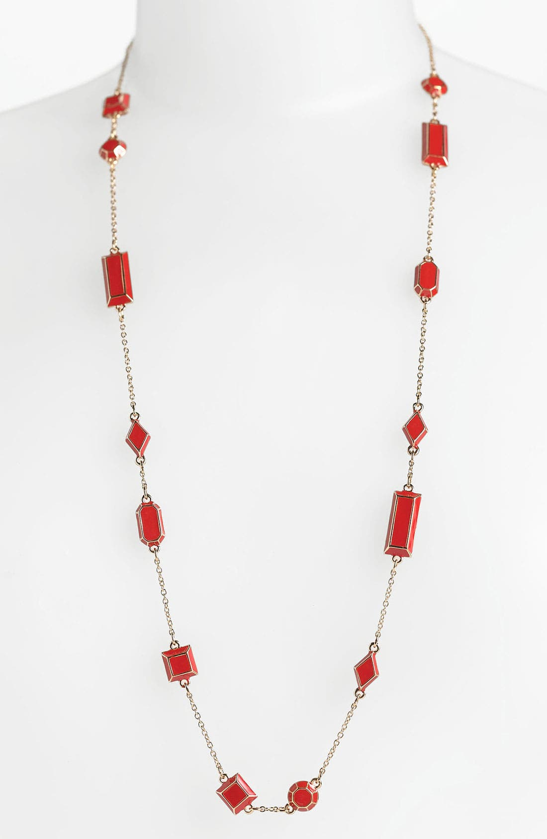 Main Image - kate spade new york 'jewelbar' long station necklace