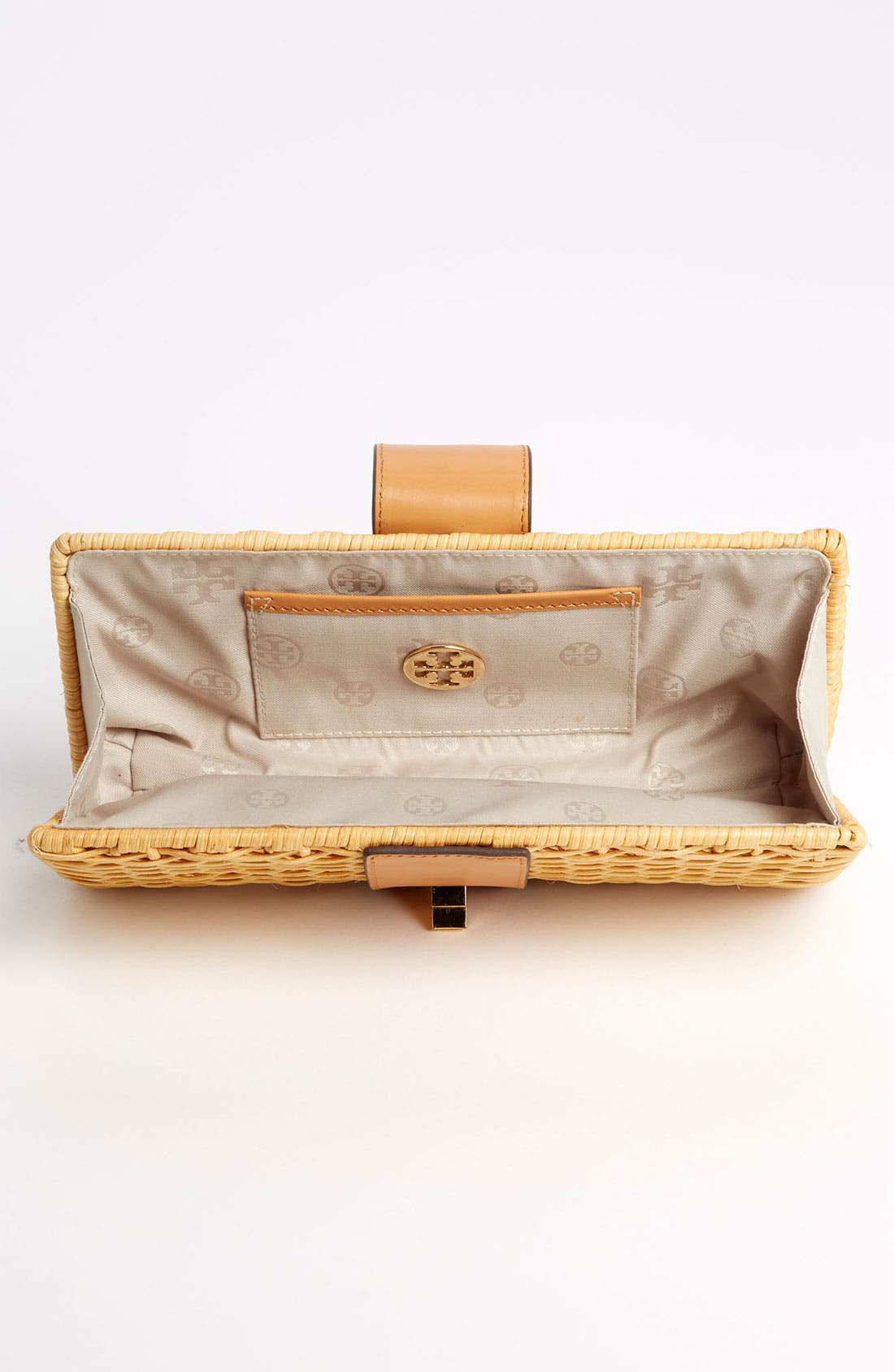 Alternate Image 3  - Tory Burch 'Lac' Rattan Clutch